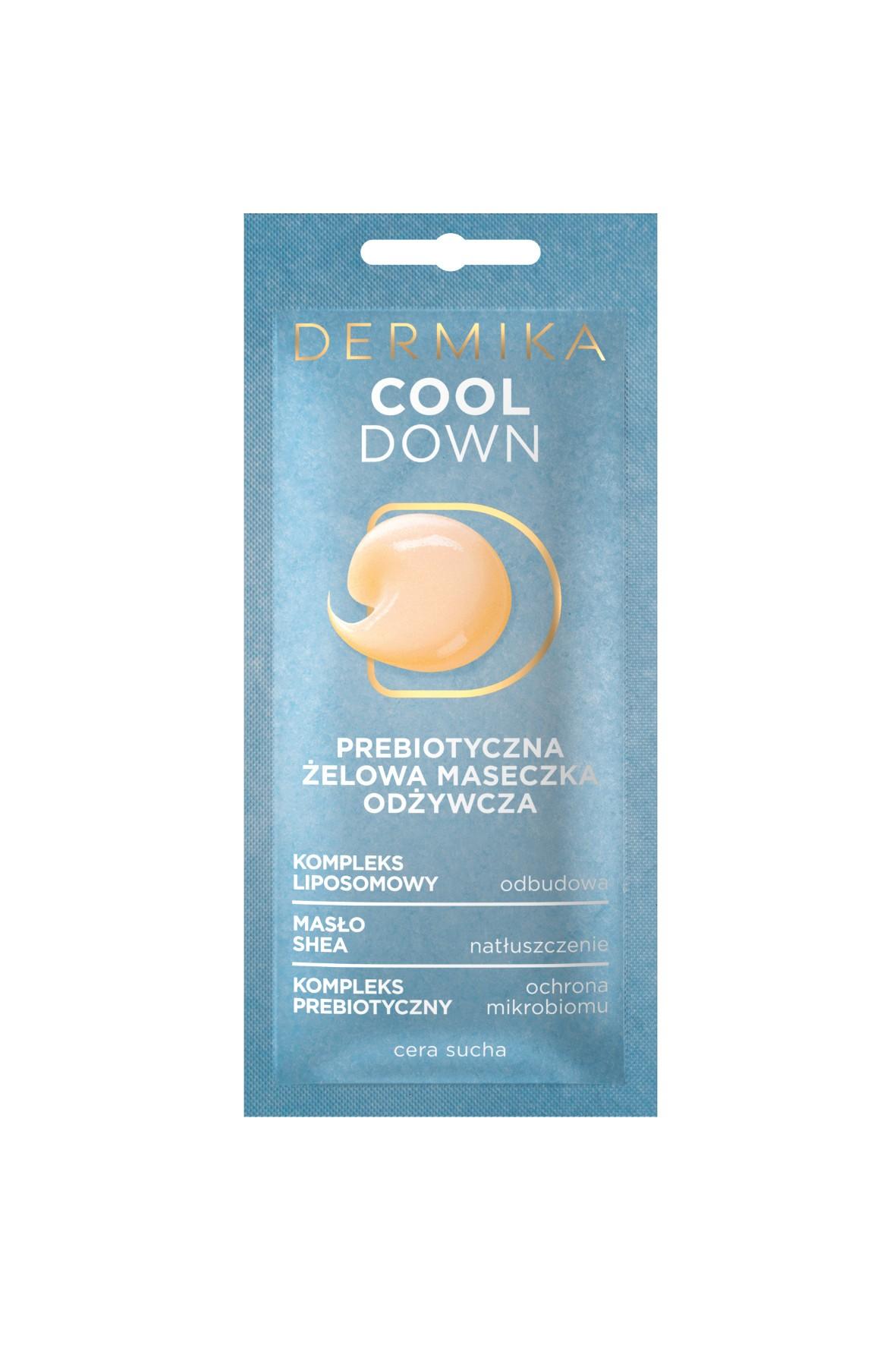 DERMIKA MASECZKA odżywcza - Saszetka Cool Down -10ml