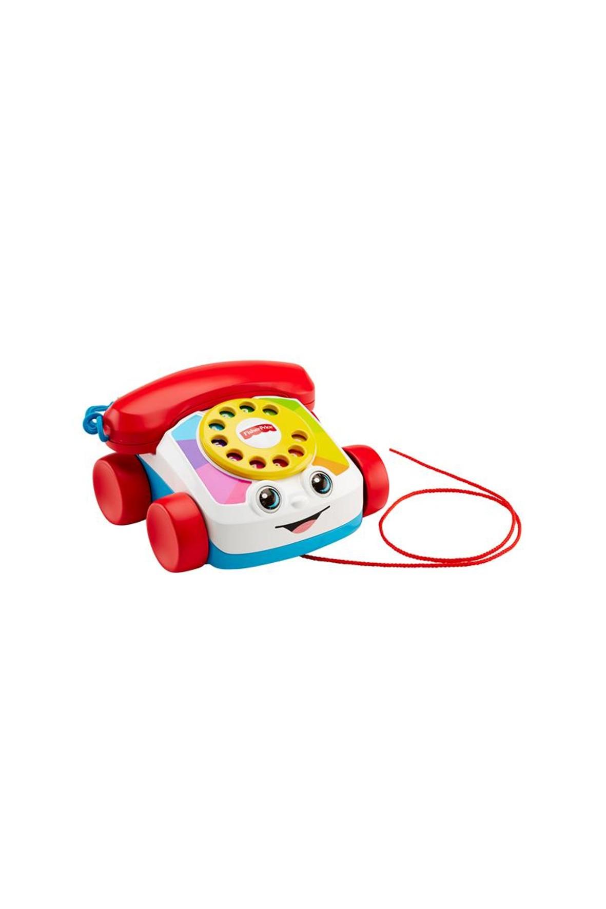 Telefon gadułki-zabawka edukacyjna