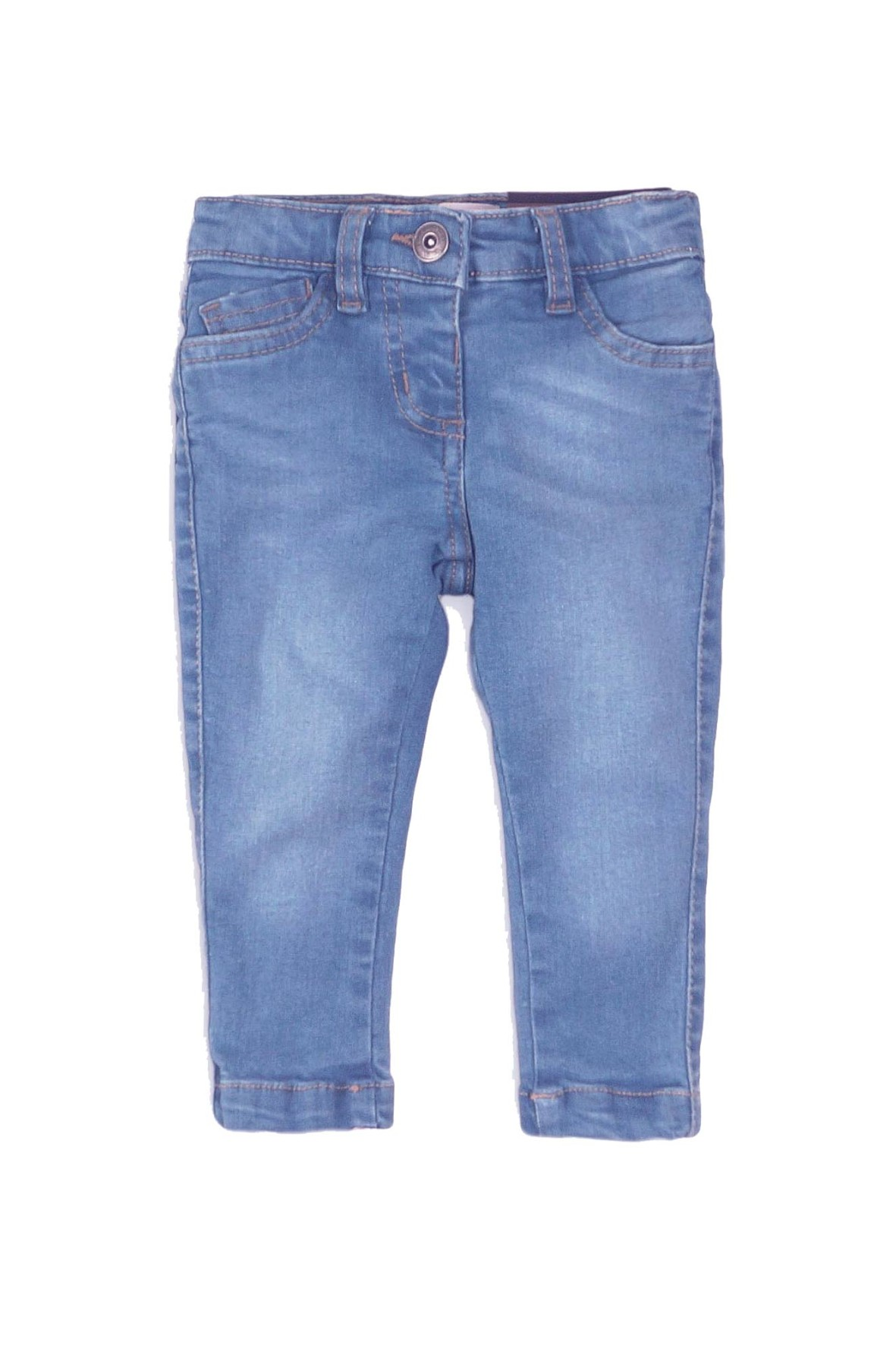 Spodnie jeansowe dla dziewczynki