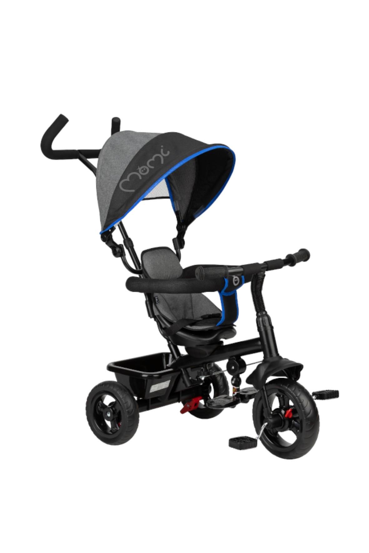 MoMi Iris  5w 1 wózek i rowerek niebieski 9msc+
