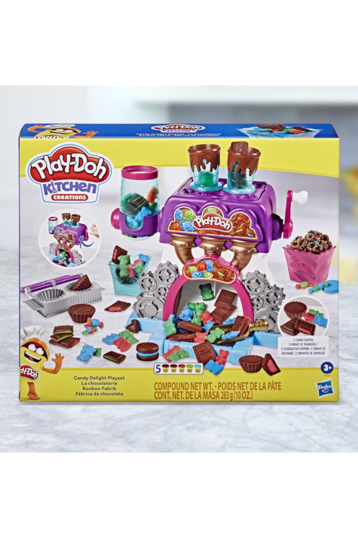 Play-Doh Fabryka czekolady wiek 3+
