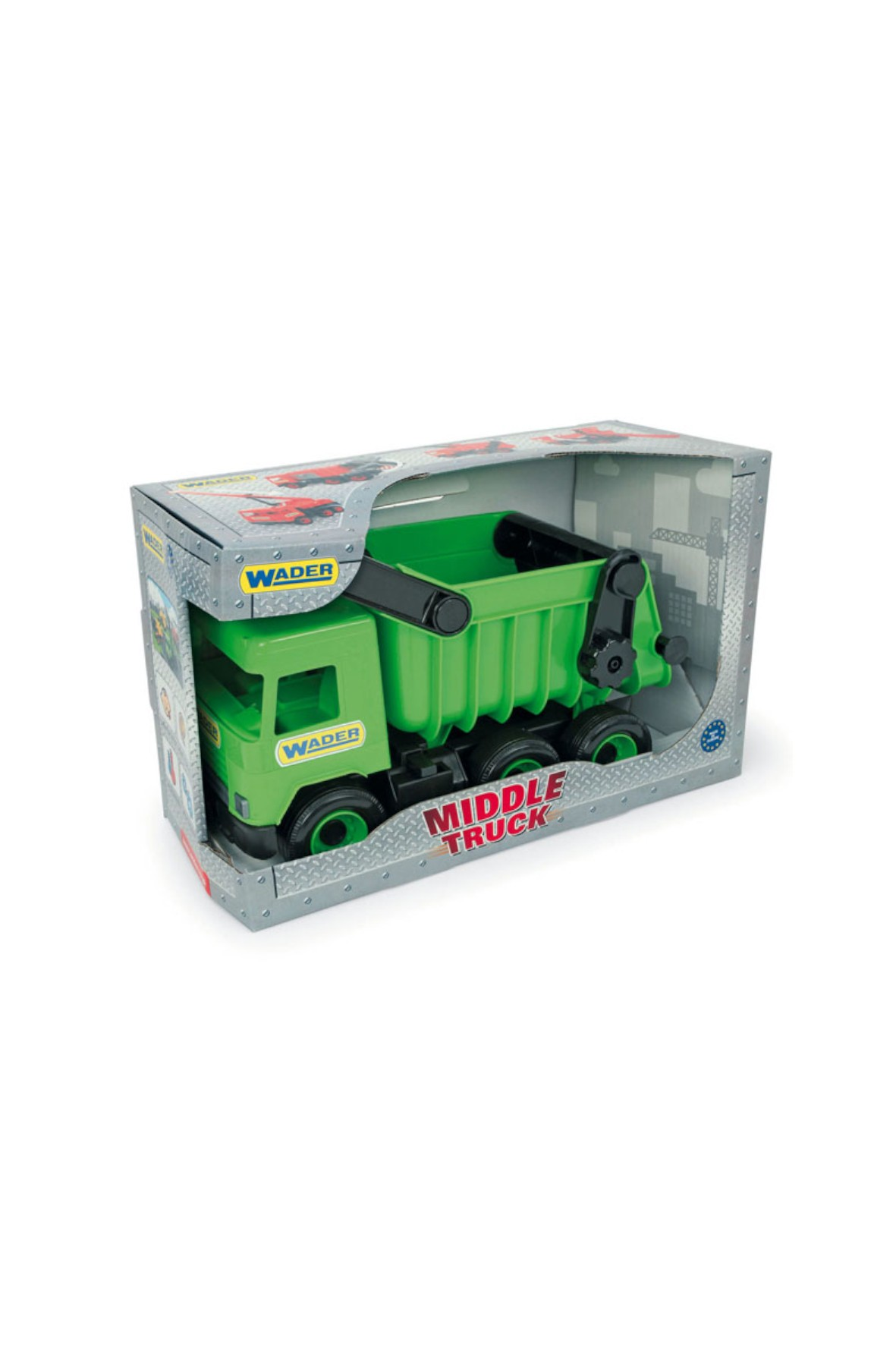 Middle Truck wywrotka-samochód