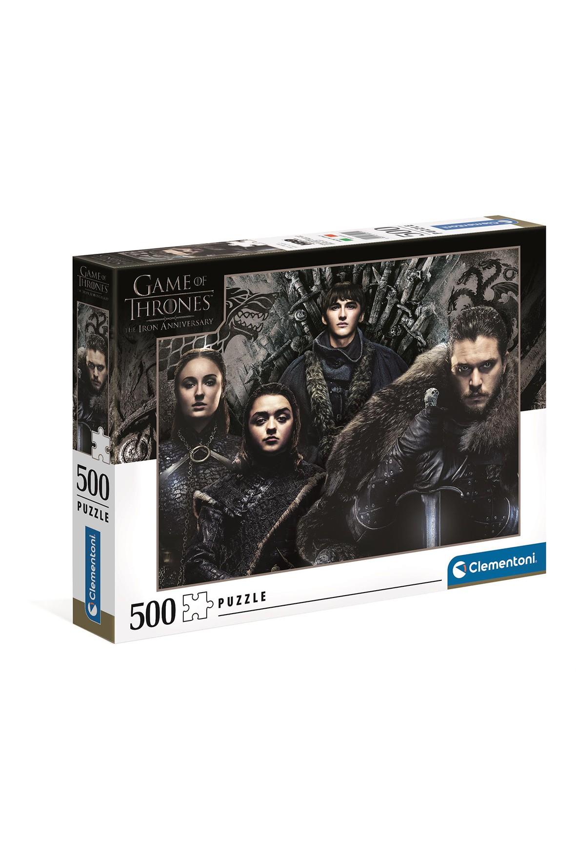 Puzzle  Gra o tron - 500 elementów