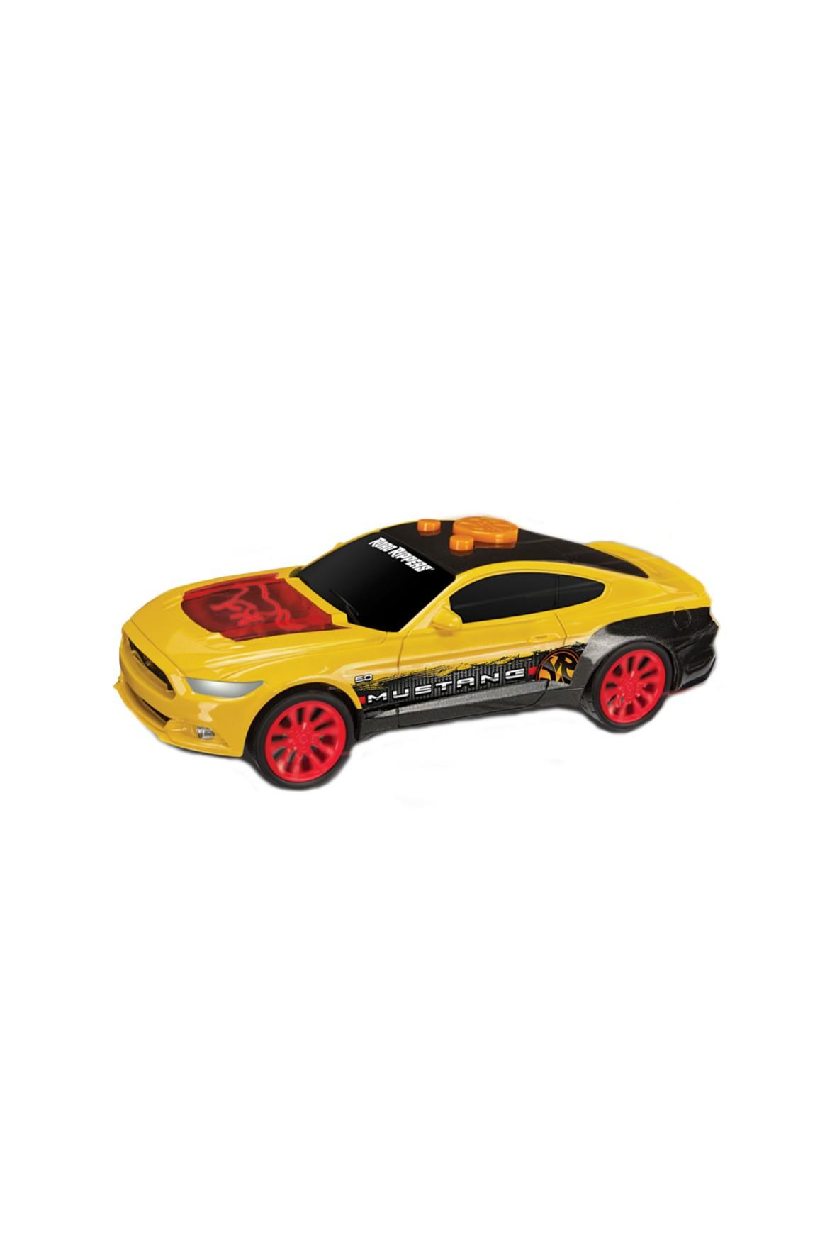 Dancing Car- Mustang