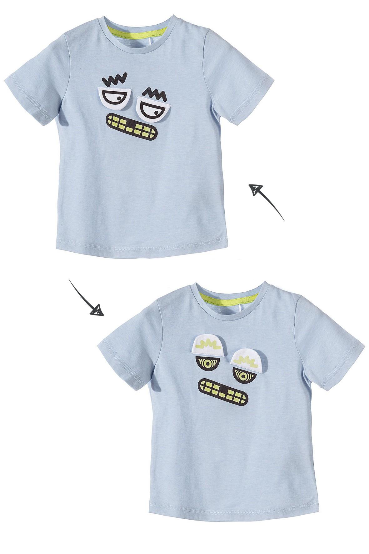 T-shirt chłopięcy 1I3401