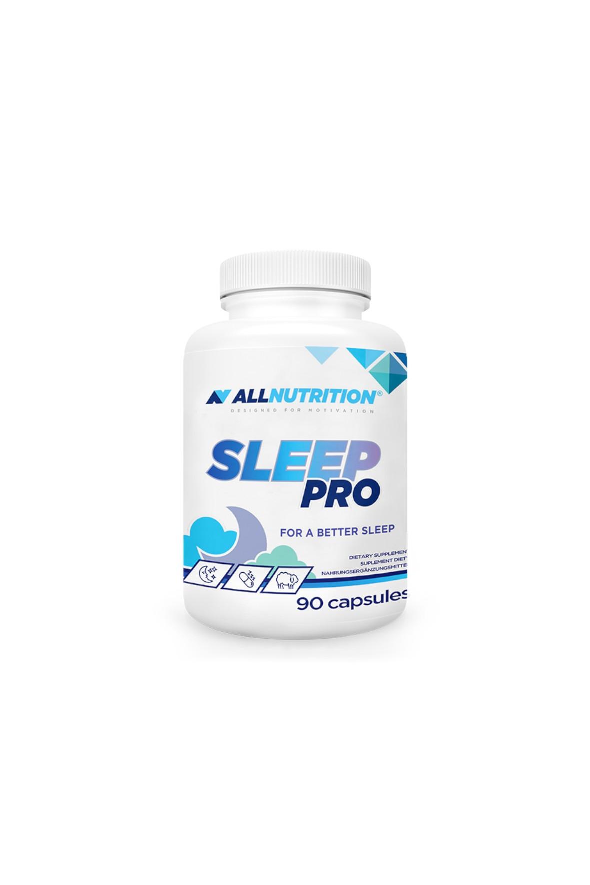 Suplementy diety - Allnutrition Sleep pro - 90 kapsułek