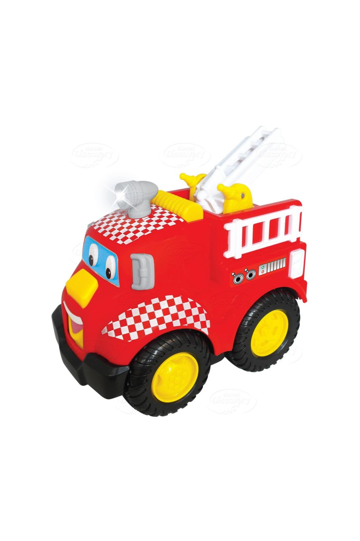 Wóz strażacki