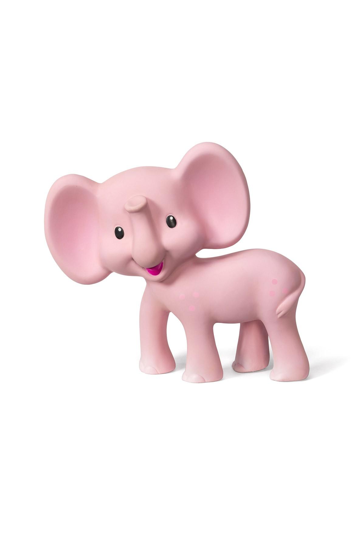 Gryzak piszczałka słonik różowy