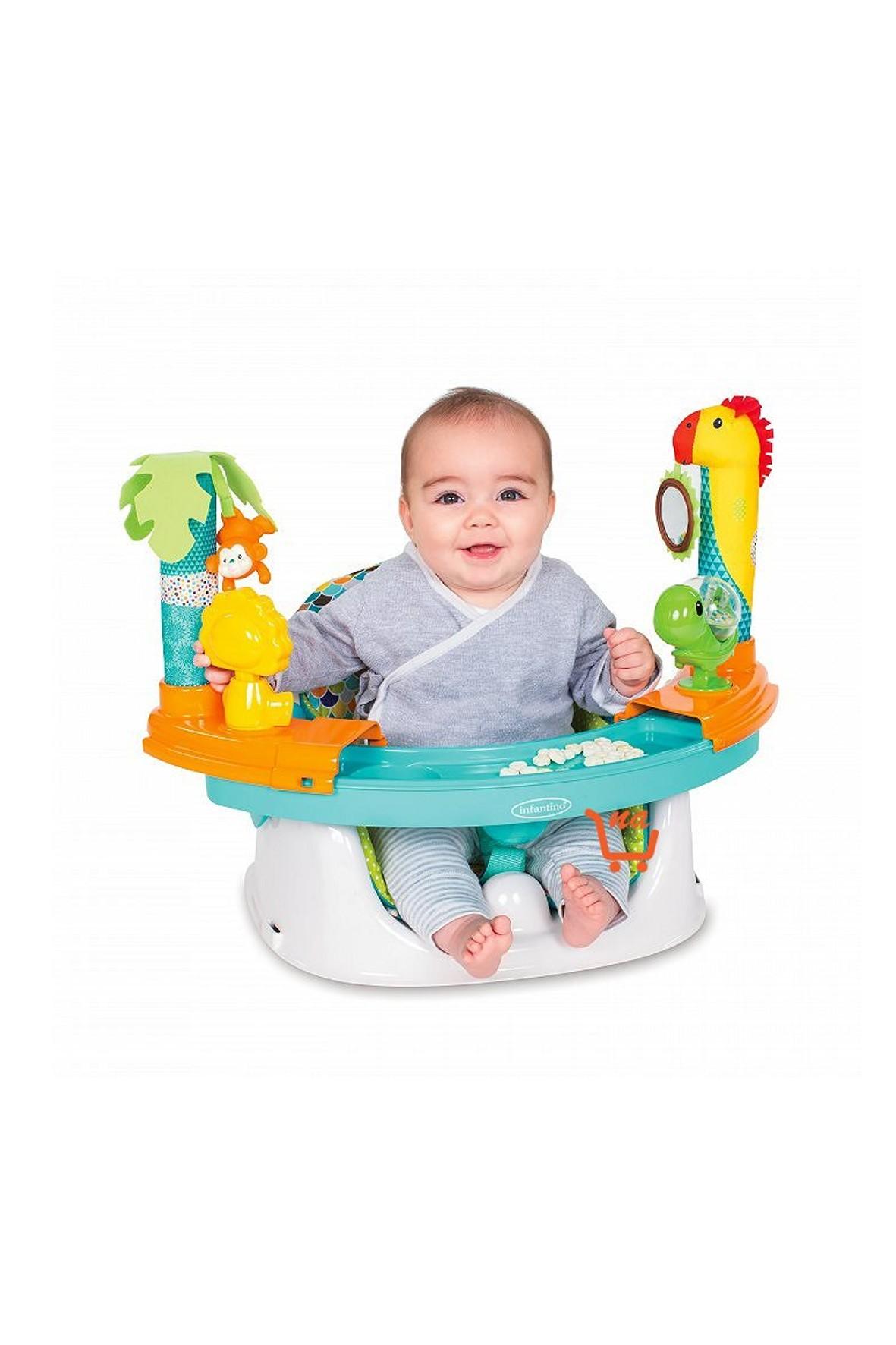 Krzesełko do karmienia i zabawy 5Y34GD