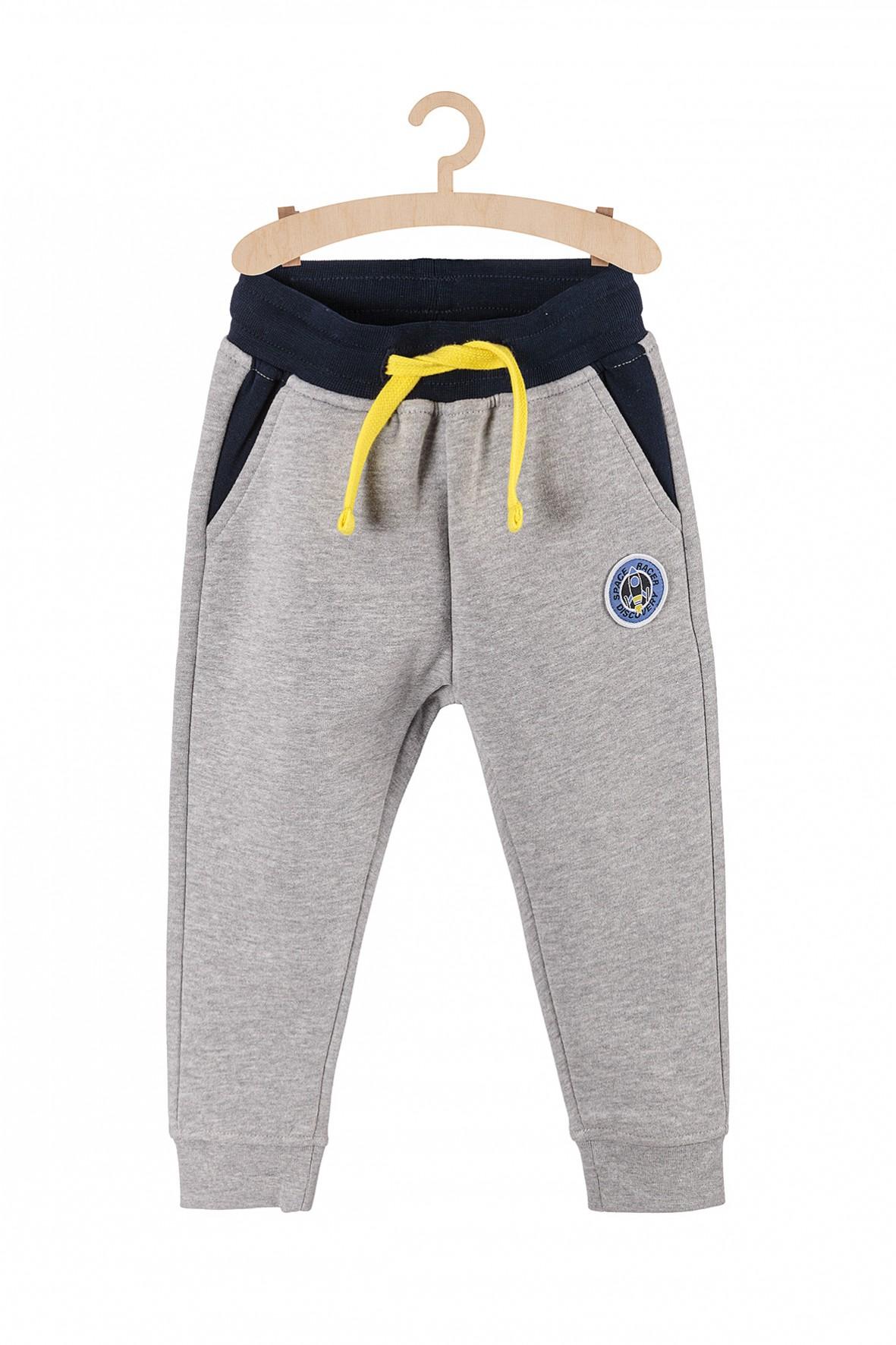 Dresowe spodnie dla przedszkolaka
