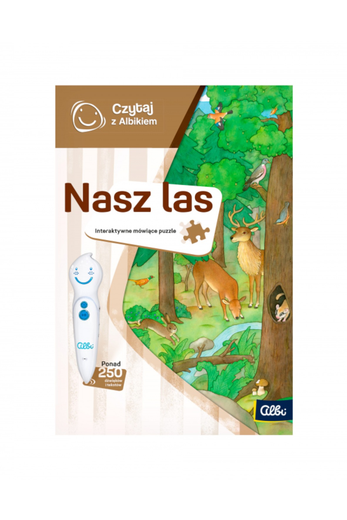 Puzzle Las