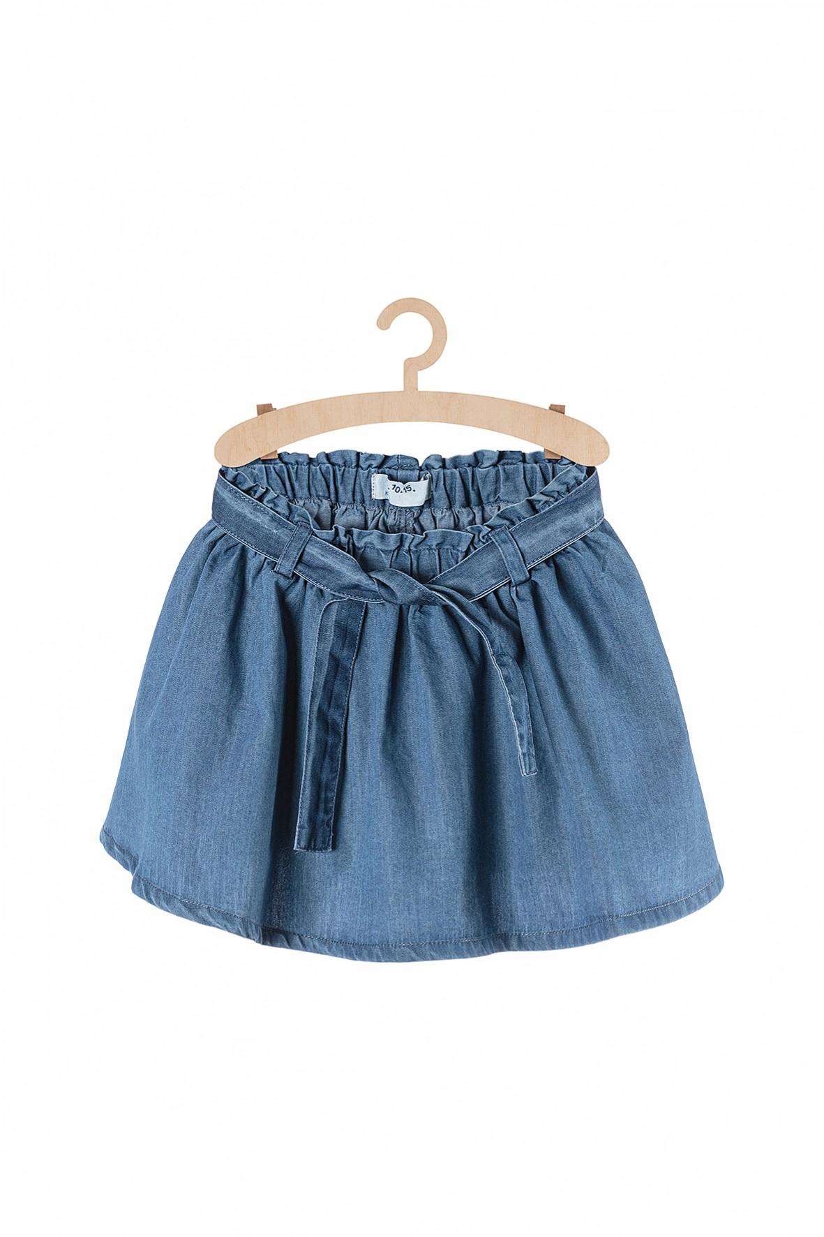Spódnica jeansowa dla dziewczynki