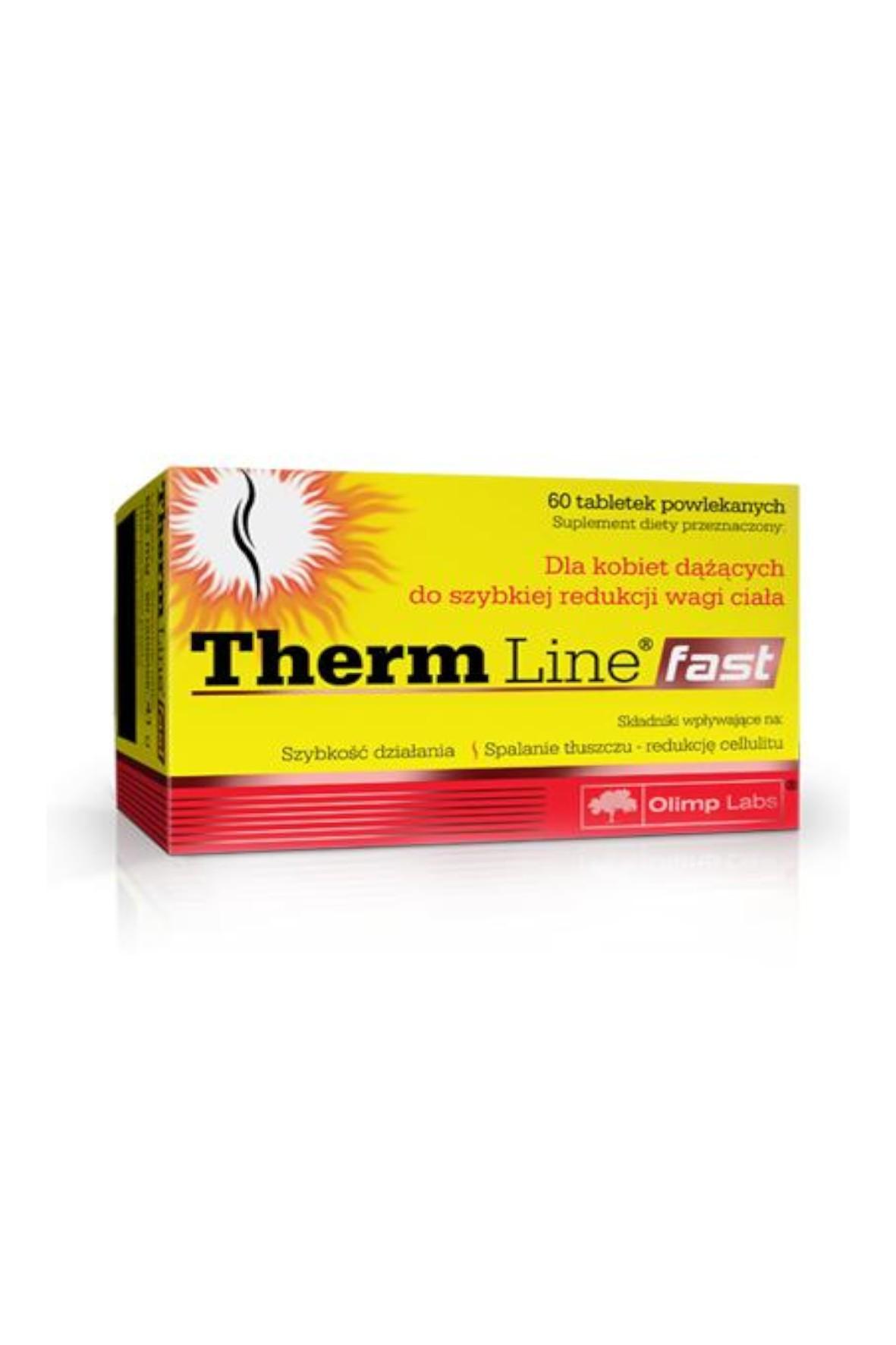 Therm Line fast - 60 tabletek