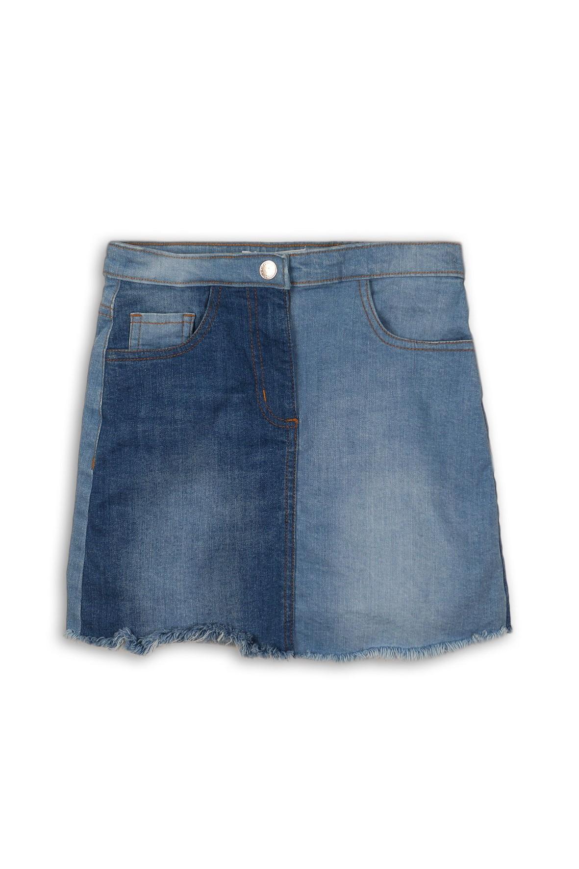 Spódnica dziewczęca jeansowa