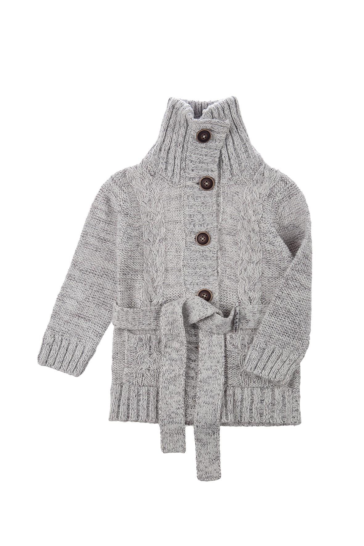 Sweter dziewczęcy 3C2905