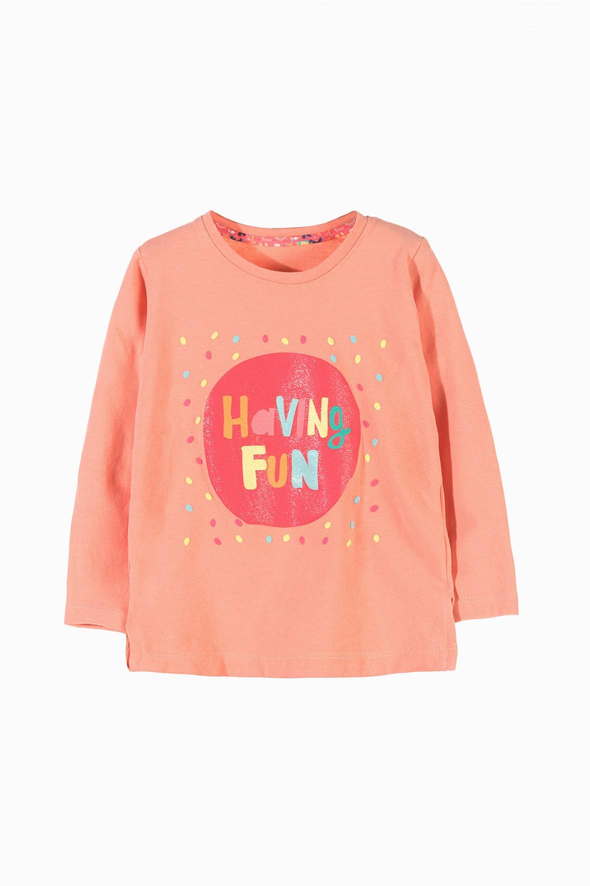 Bluzka dziewczęca 3H3314