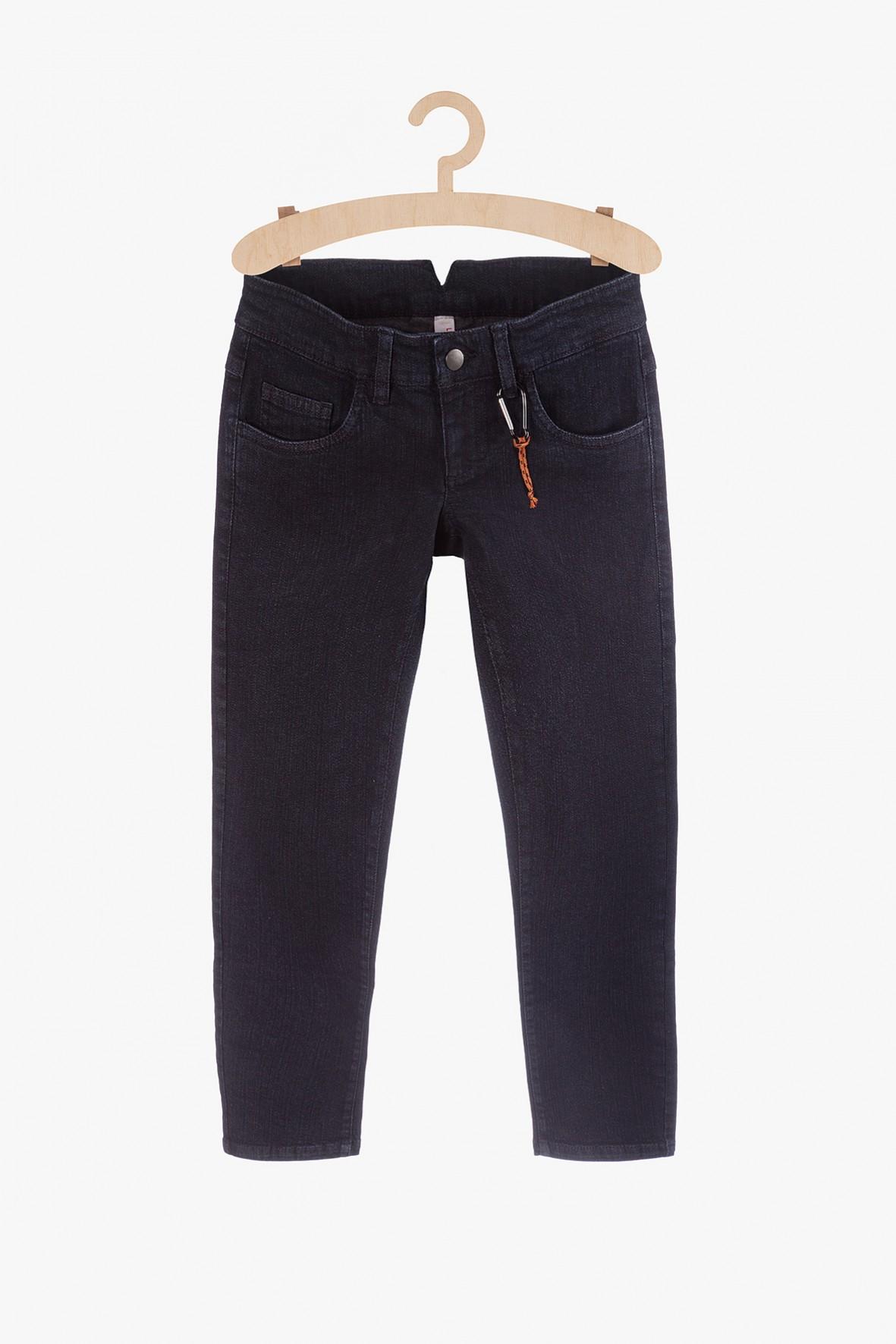 Jeansowe spodnie dla chłopca