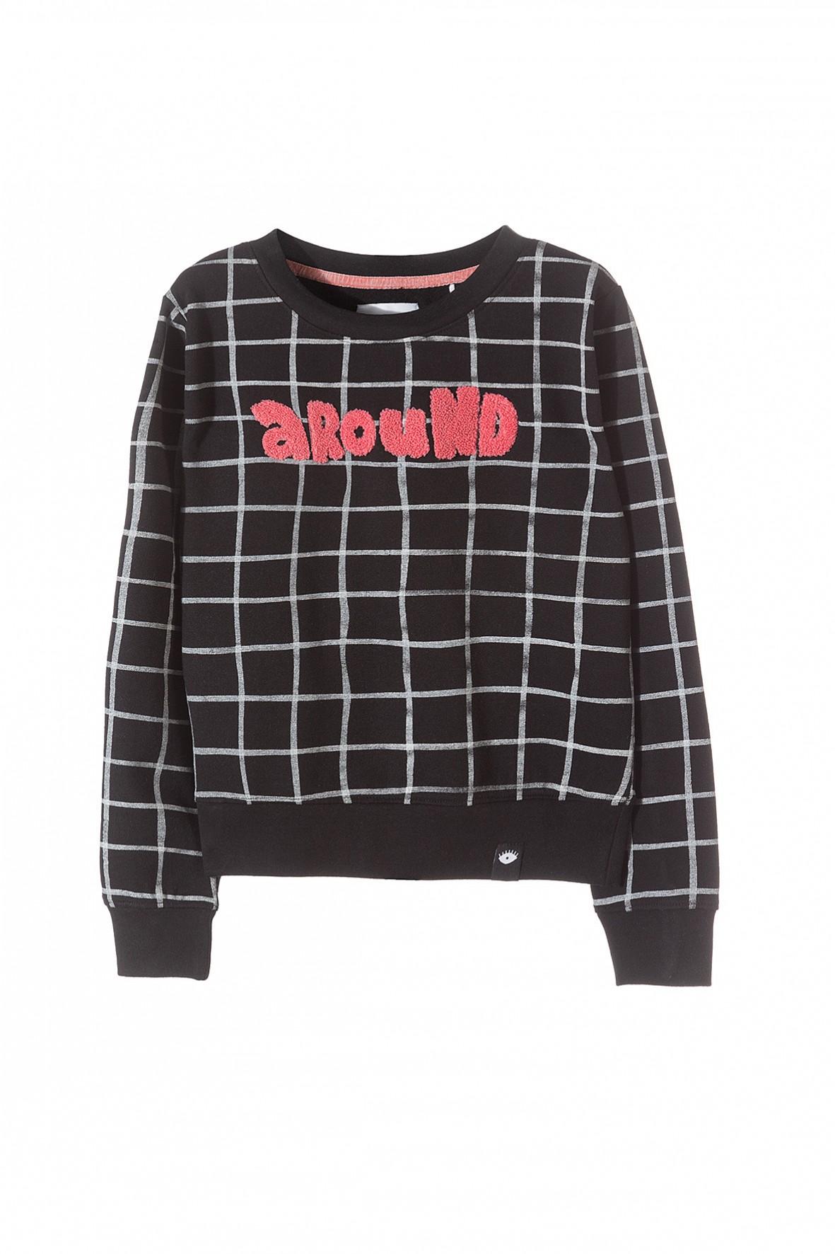 Bluza dresowa dla dziewczynki 4F3203