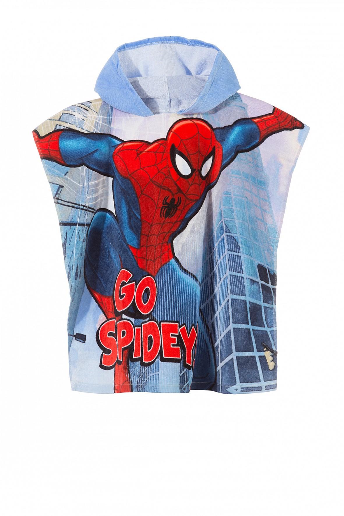 Ręcznik ponczo Spiderman