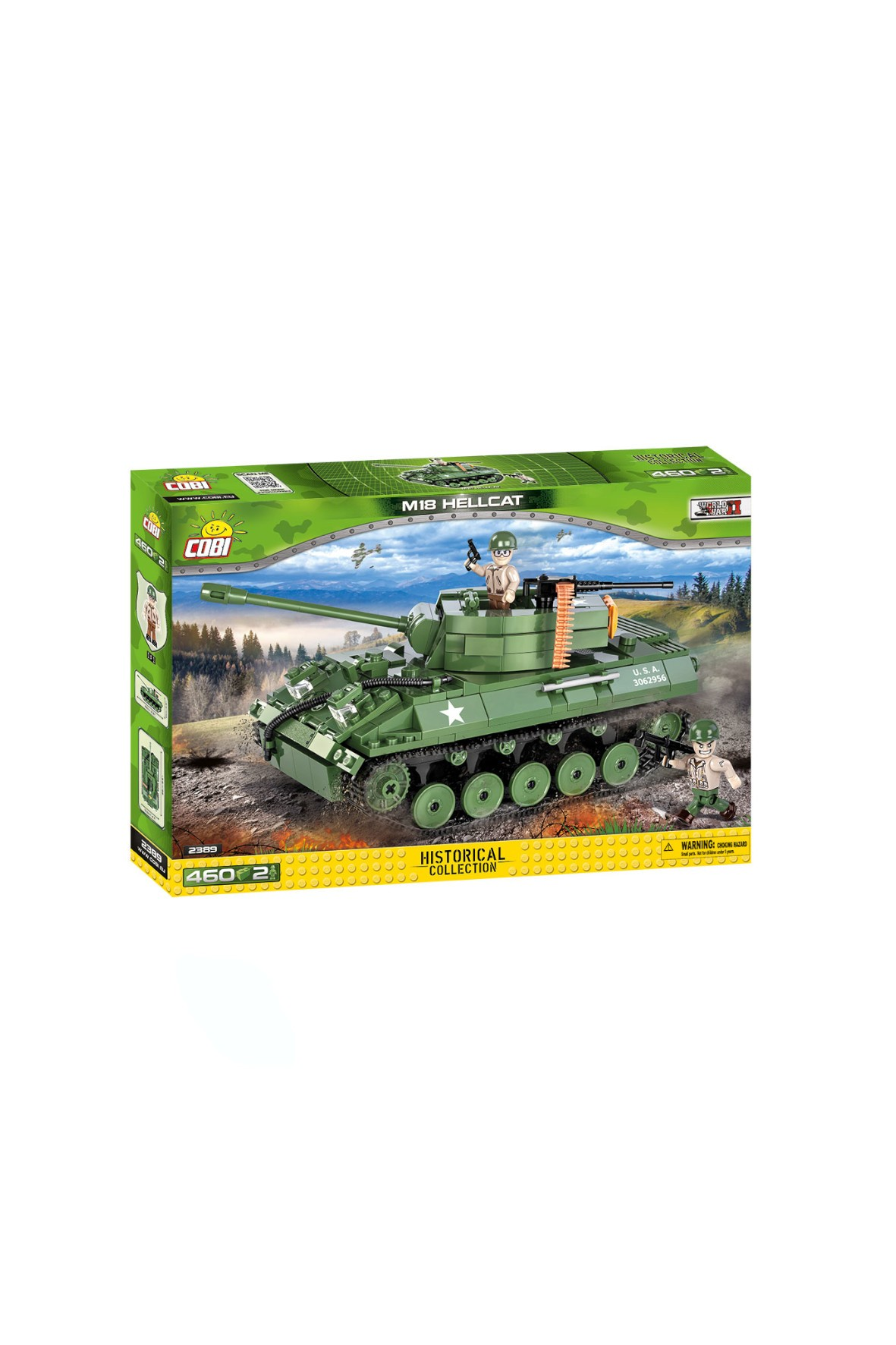 Klocki COBI Small army 2389