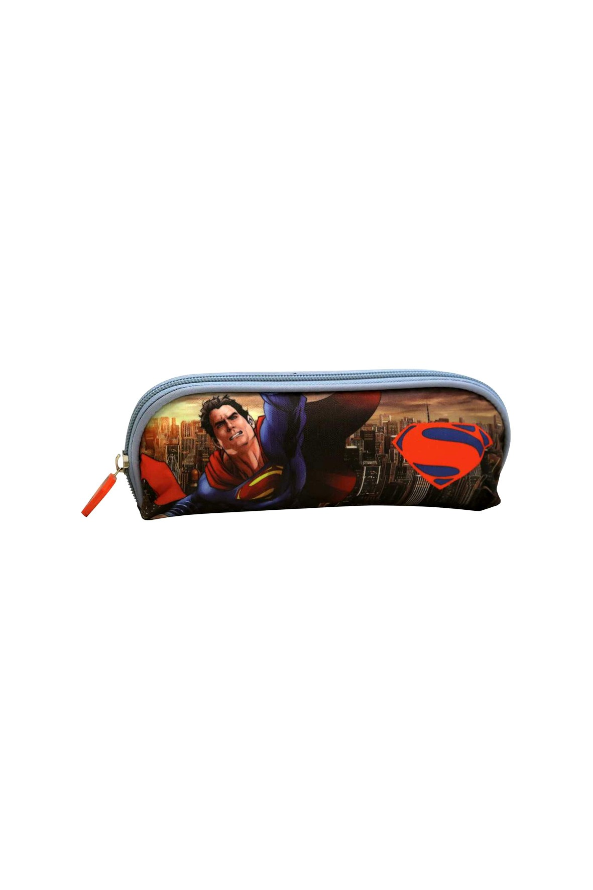 Piórnik Superman