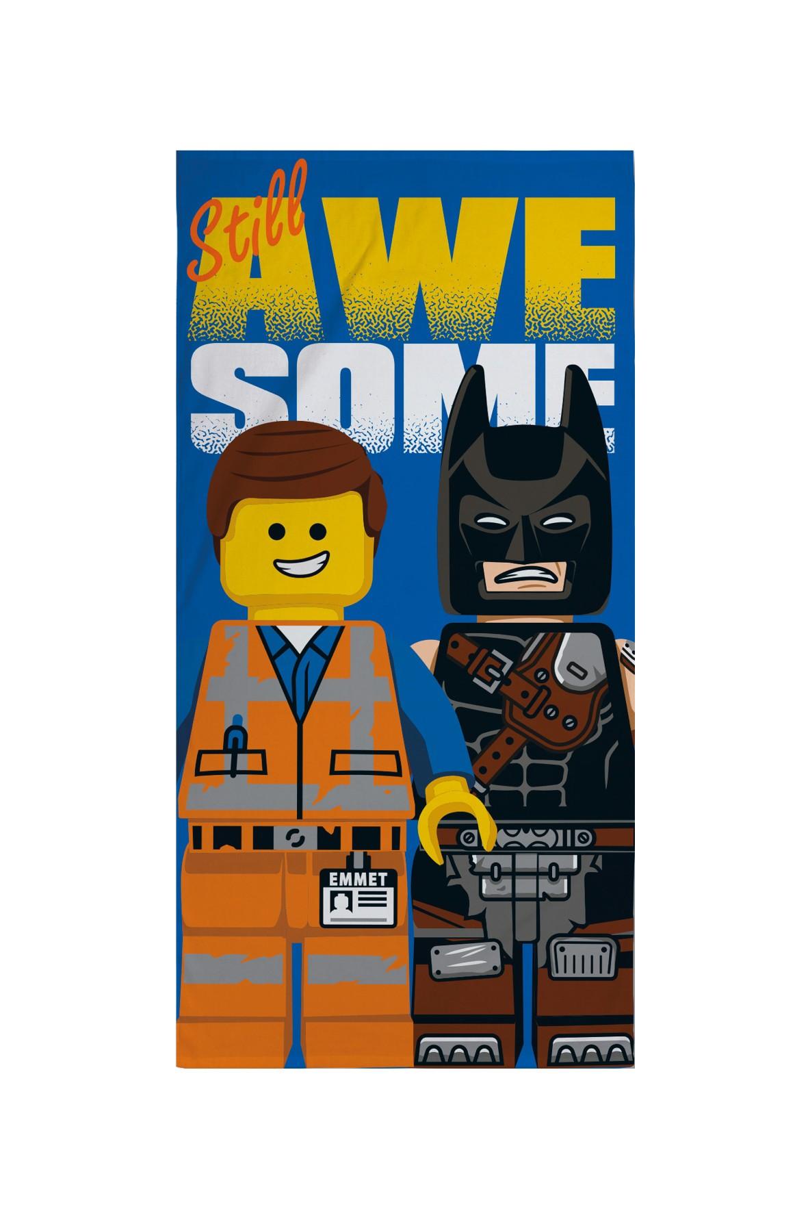 Ręcznik Lego Movie 70x140cm