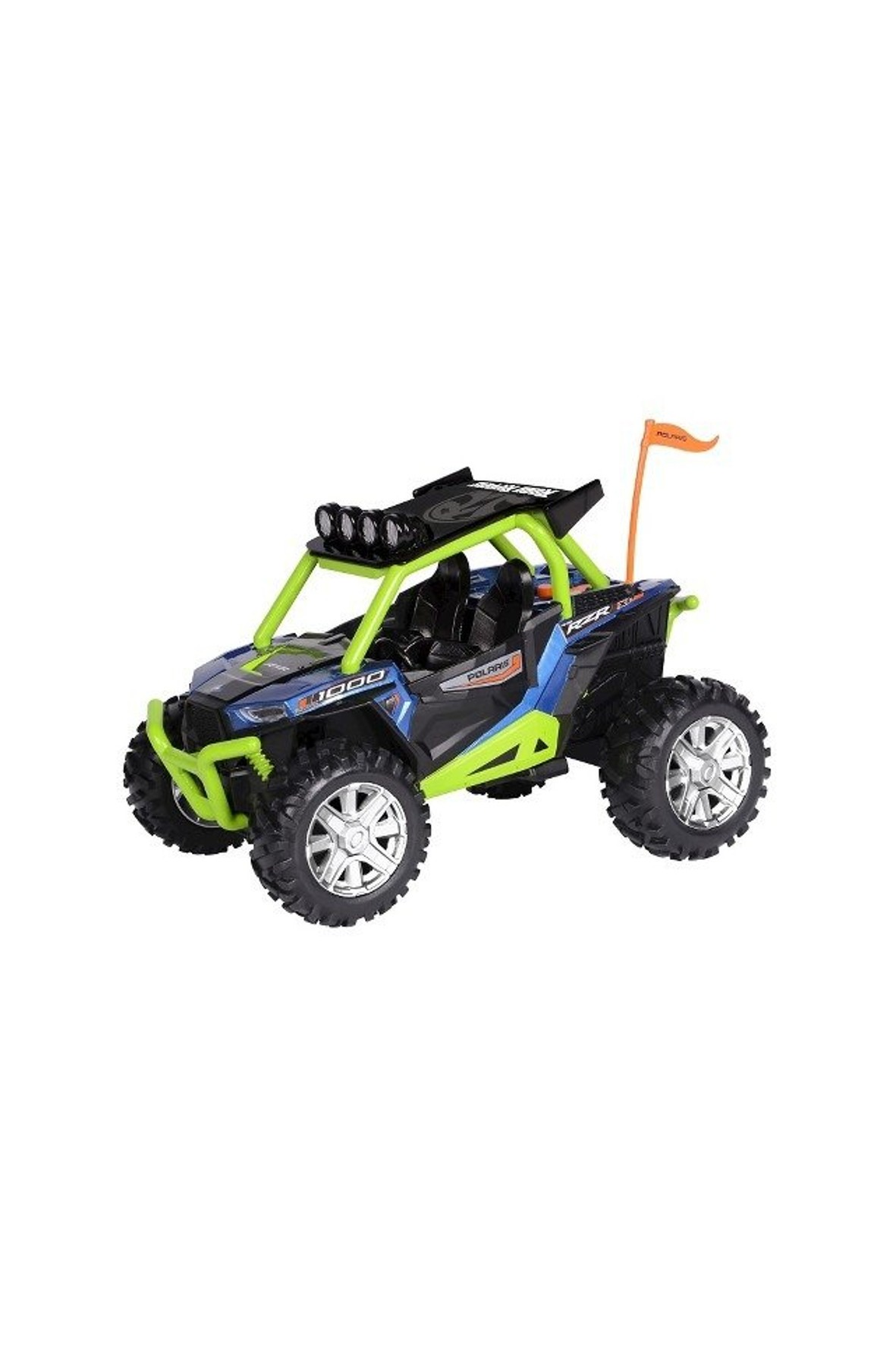 Samochód Off-Road Rumbler -Blue Polaris RZR 3+