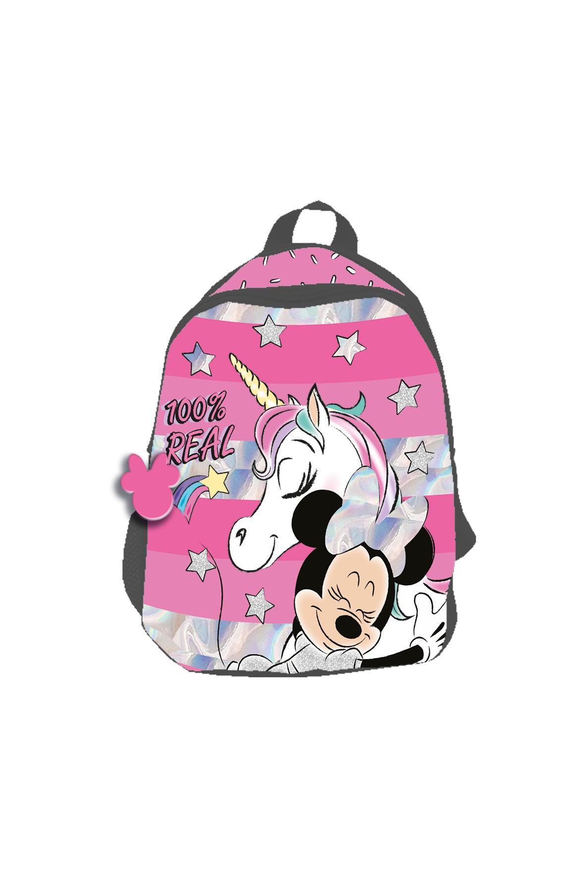 Plecak dla dziewczynki Myszka Minnie i jednorożec