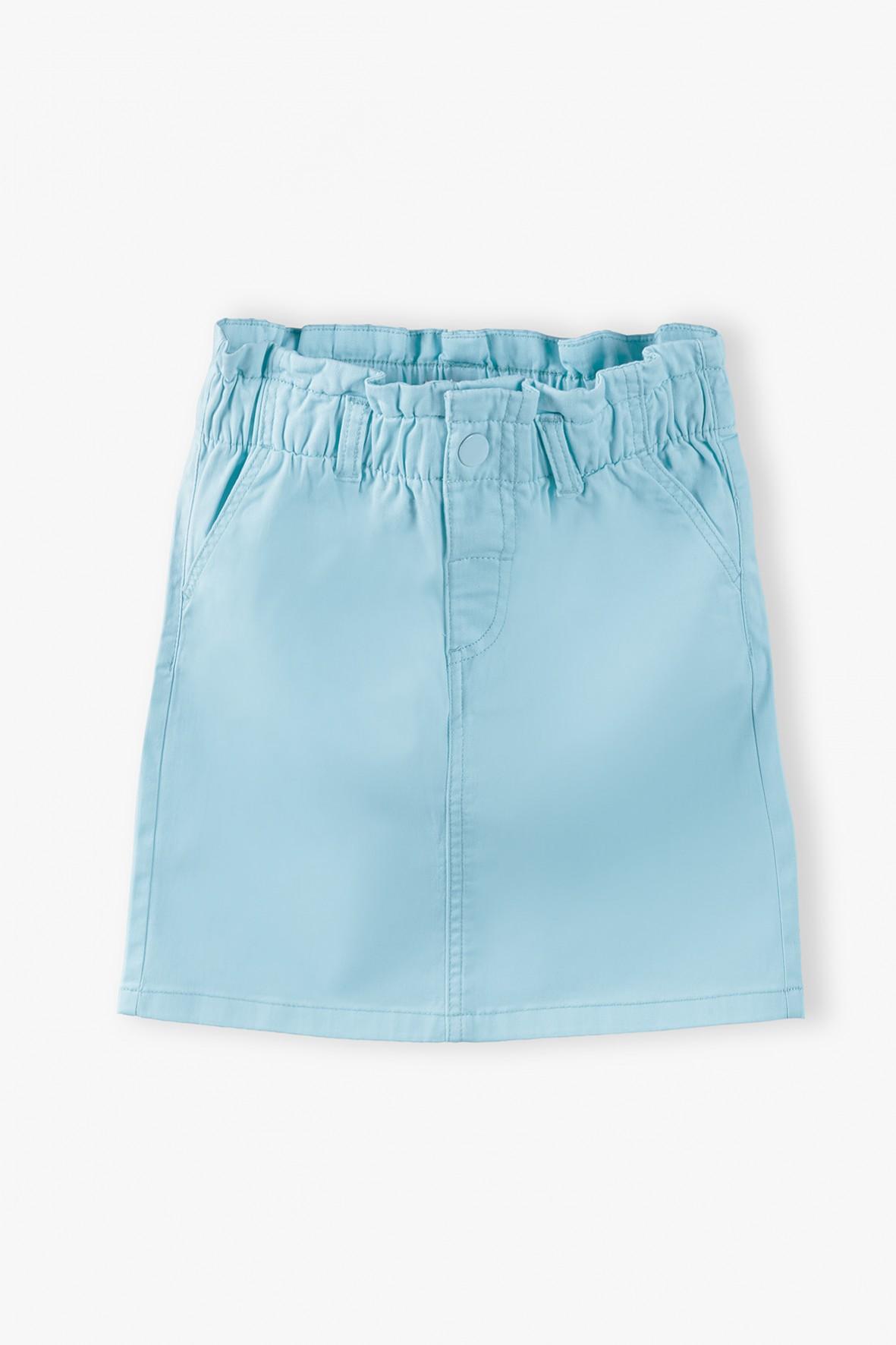 Spódnica dziecięca - niebieska