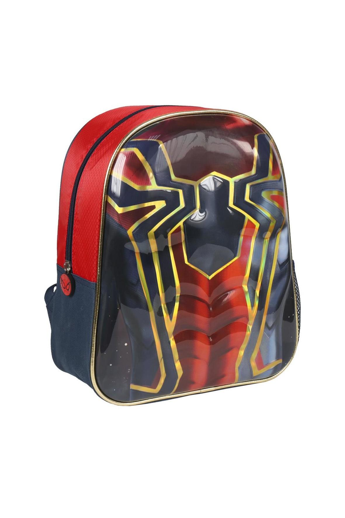 Plecak chłopięcy 3D Spiderman