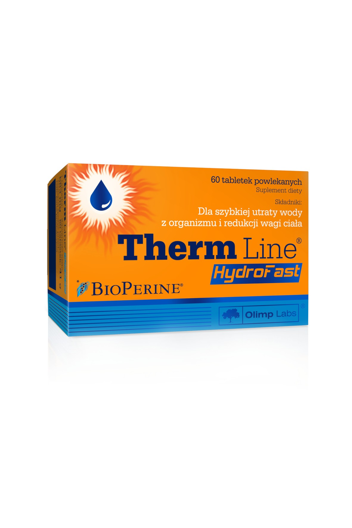 Therm Line HydroFast 60 tabletek
