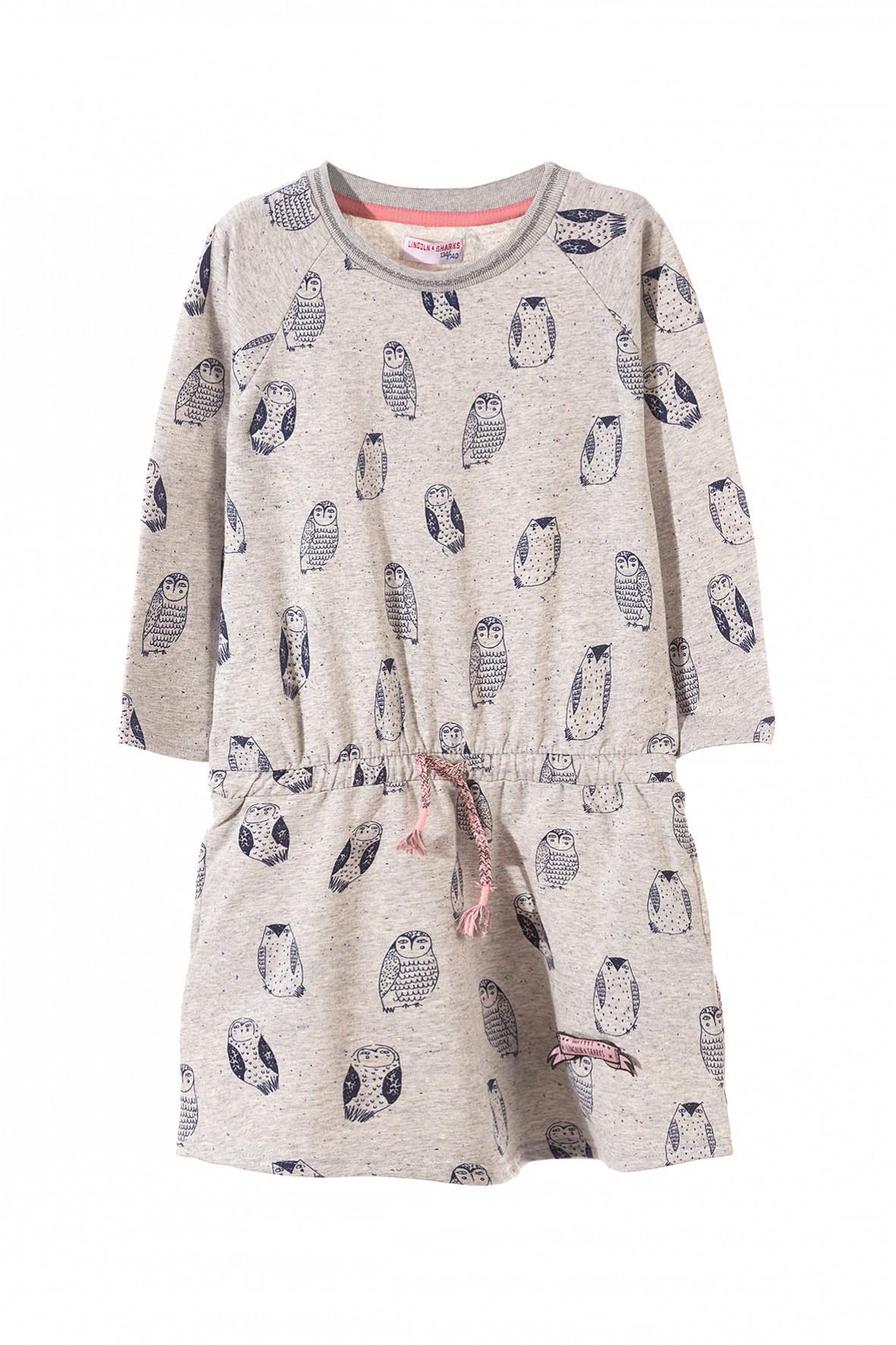 Sukienka dziewczęca 4K3306