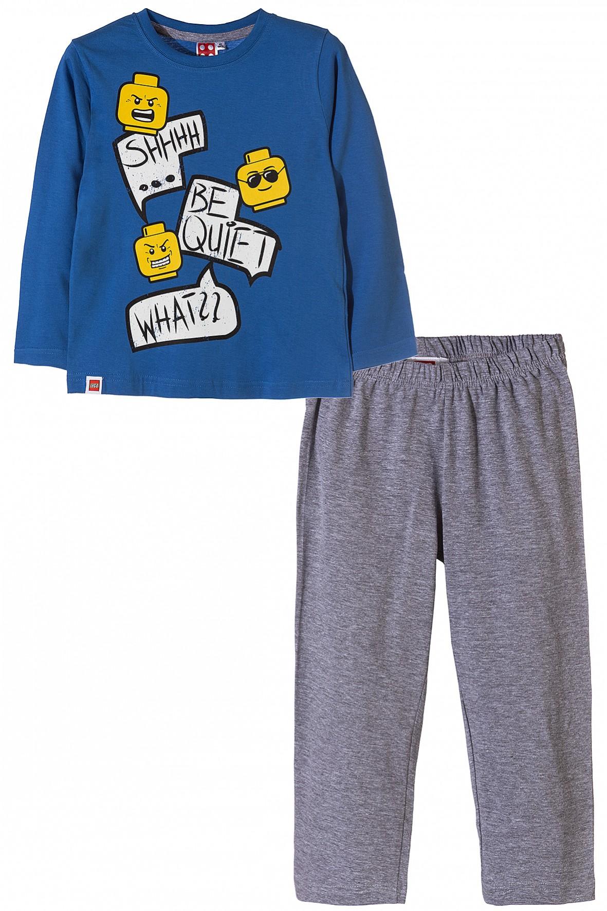 Piżama chłopięca LEGO City