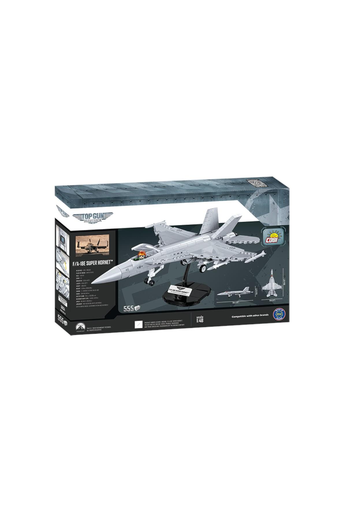 Klocki Cobi F/A-18E Super Hornet - 555 klocków wiek 7+