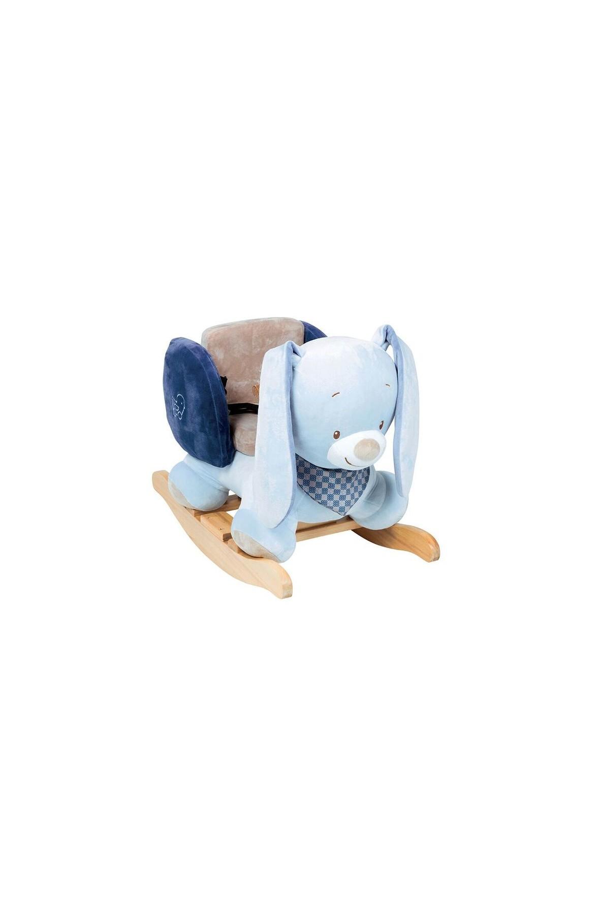 Zabawka na biegunach Królik Bibou