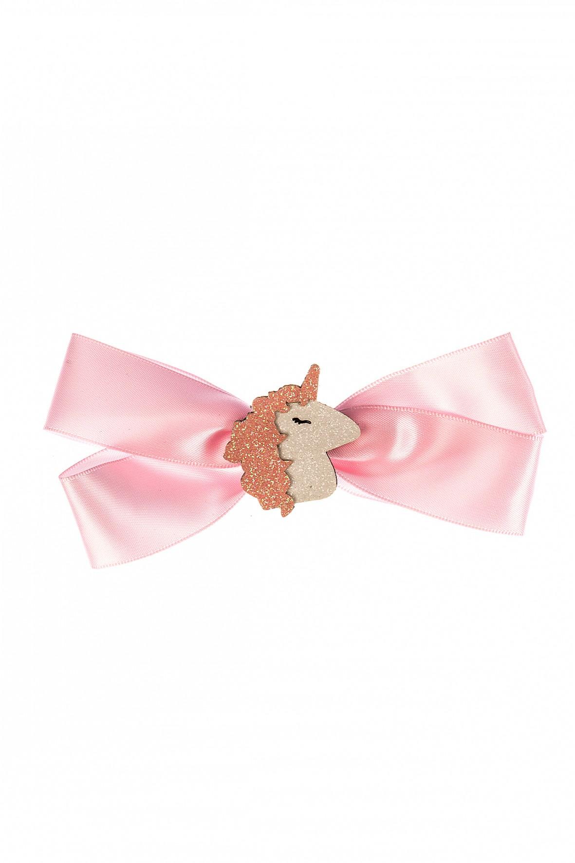 Spinka dziewczęca z jednorożcem różowa