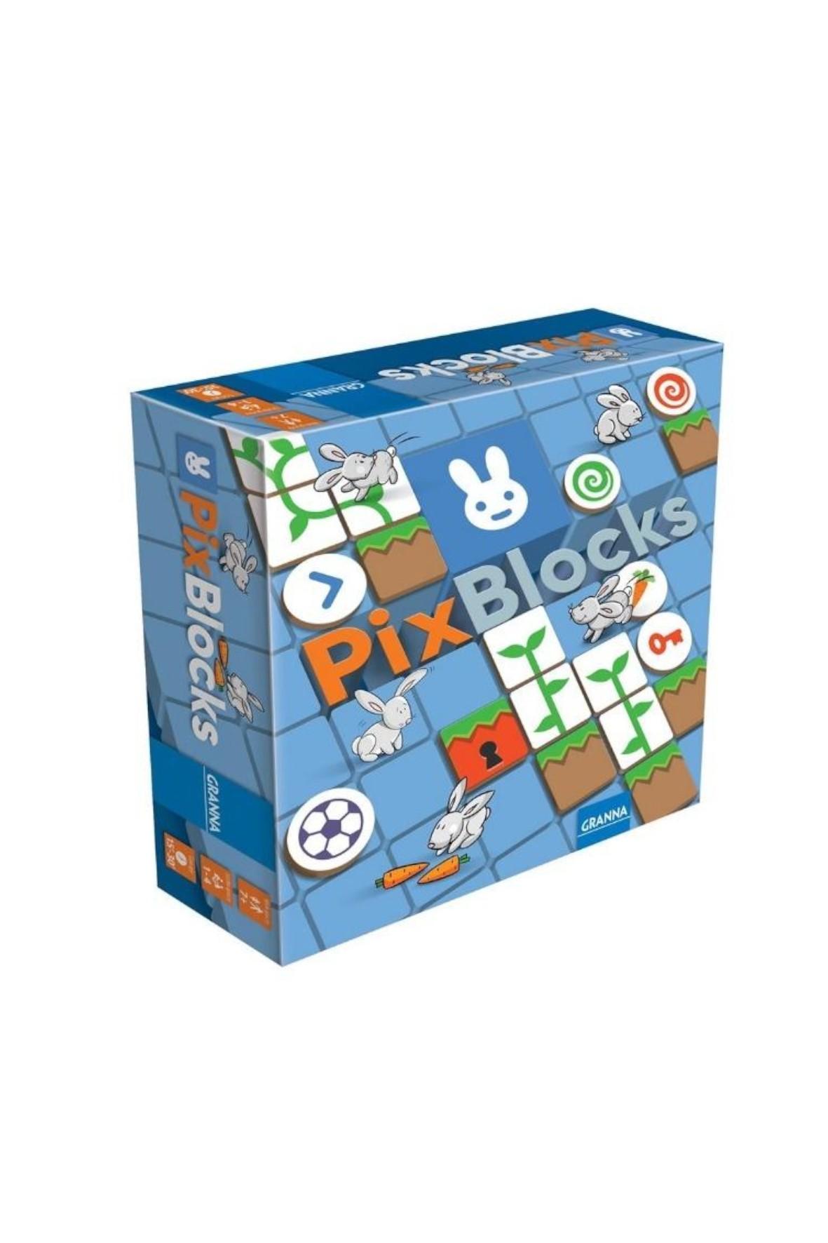 Gra dziecięca - PixBlocks  Graj, Baw się, Programuj!