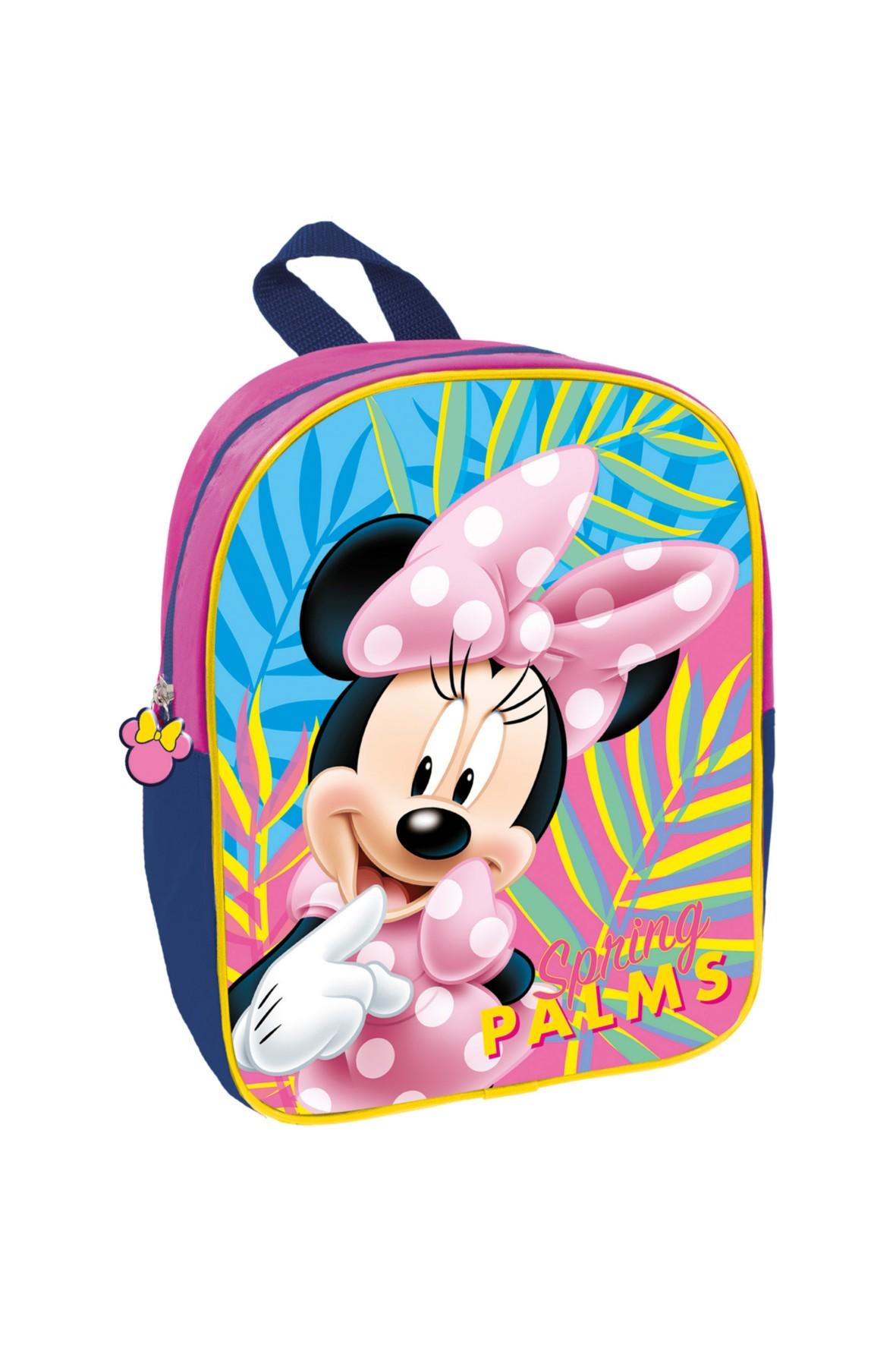 Plecak dziewczęcy na szkolne wycieczki Minnie