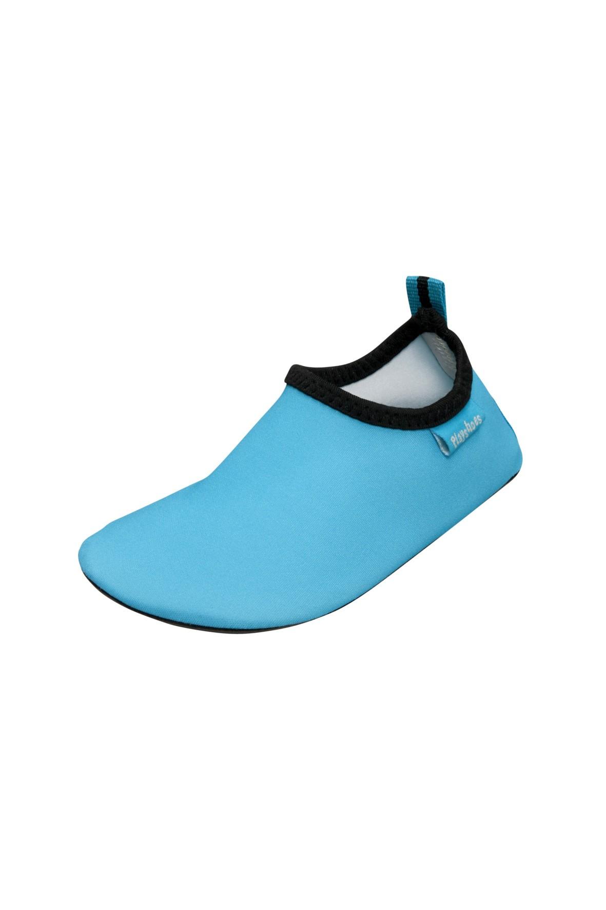 Buty kąpielowe- niebieskie