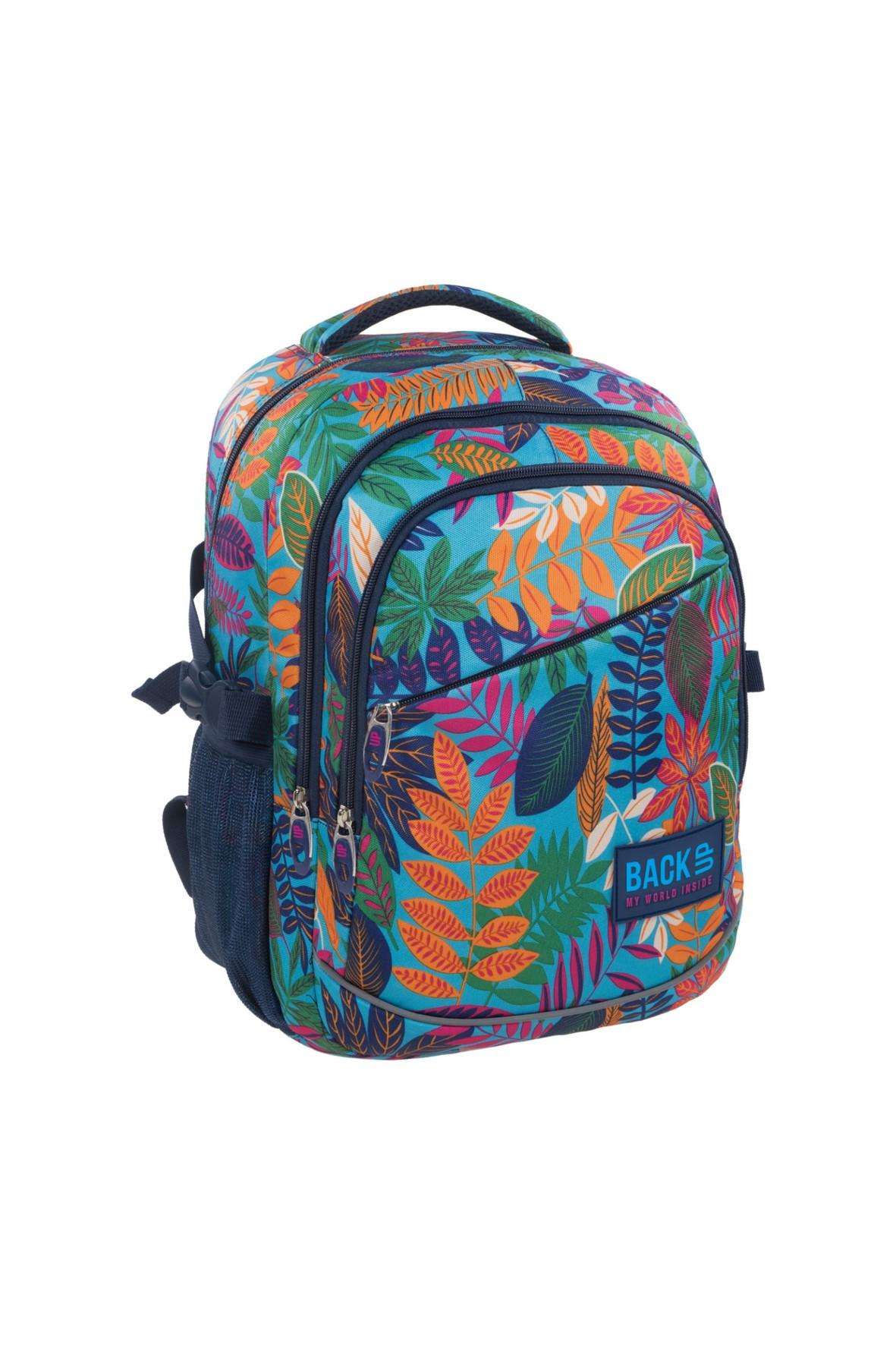 Plecak szkolny dziewczęcy