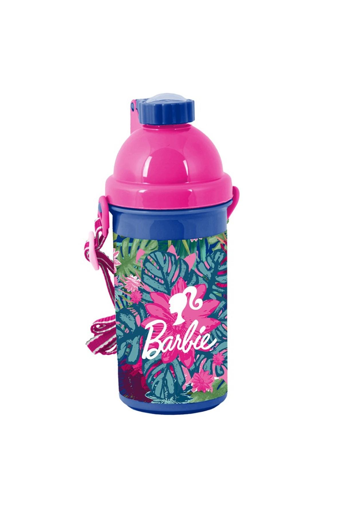 Bidon Barbie z odpinanym paskiem - 500ml