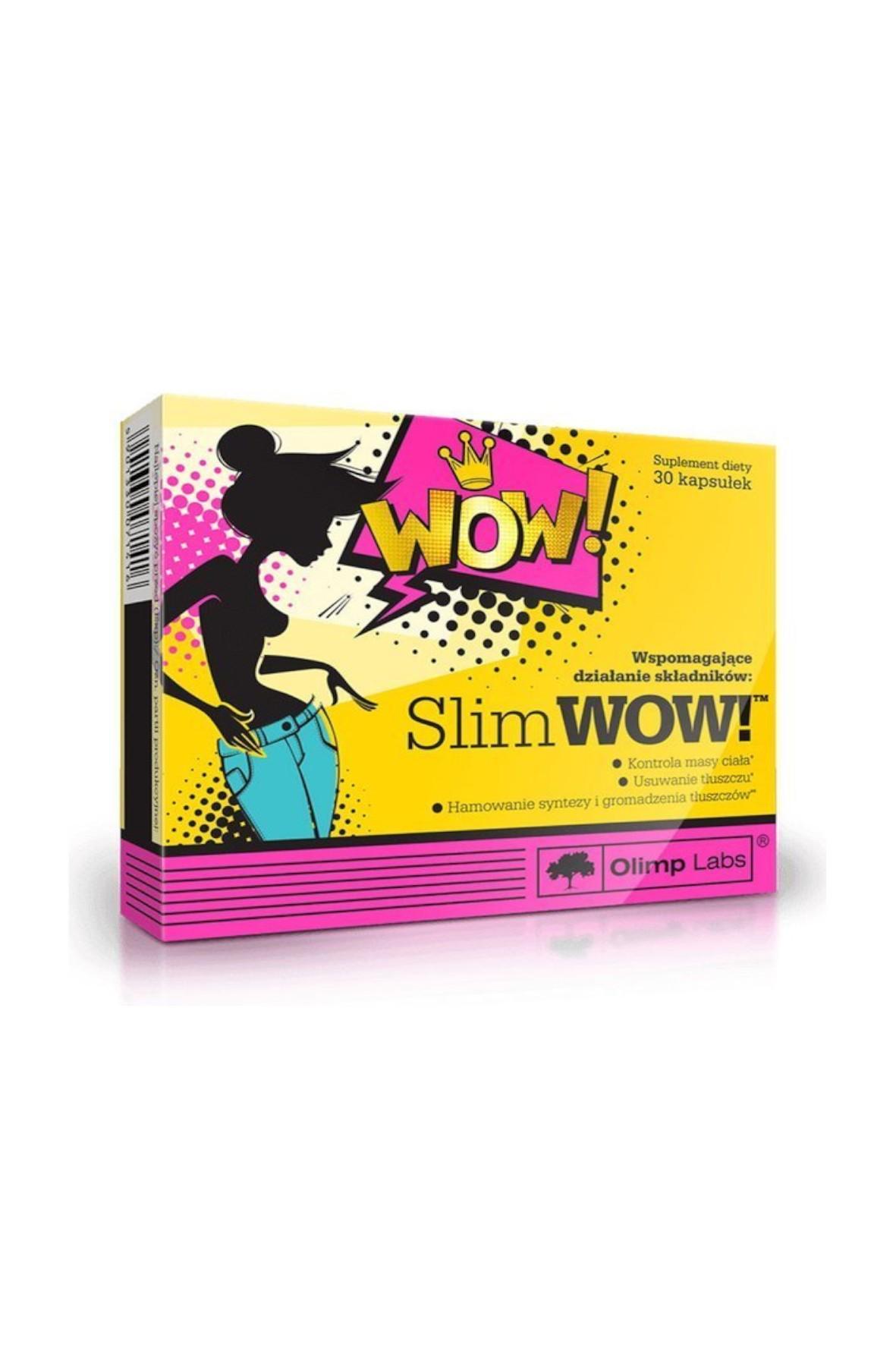 Slim WOW 30 kapsułek
