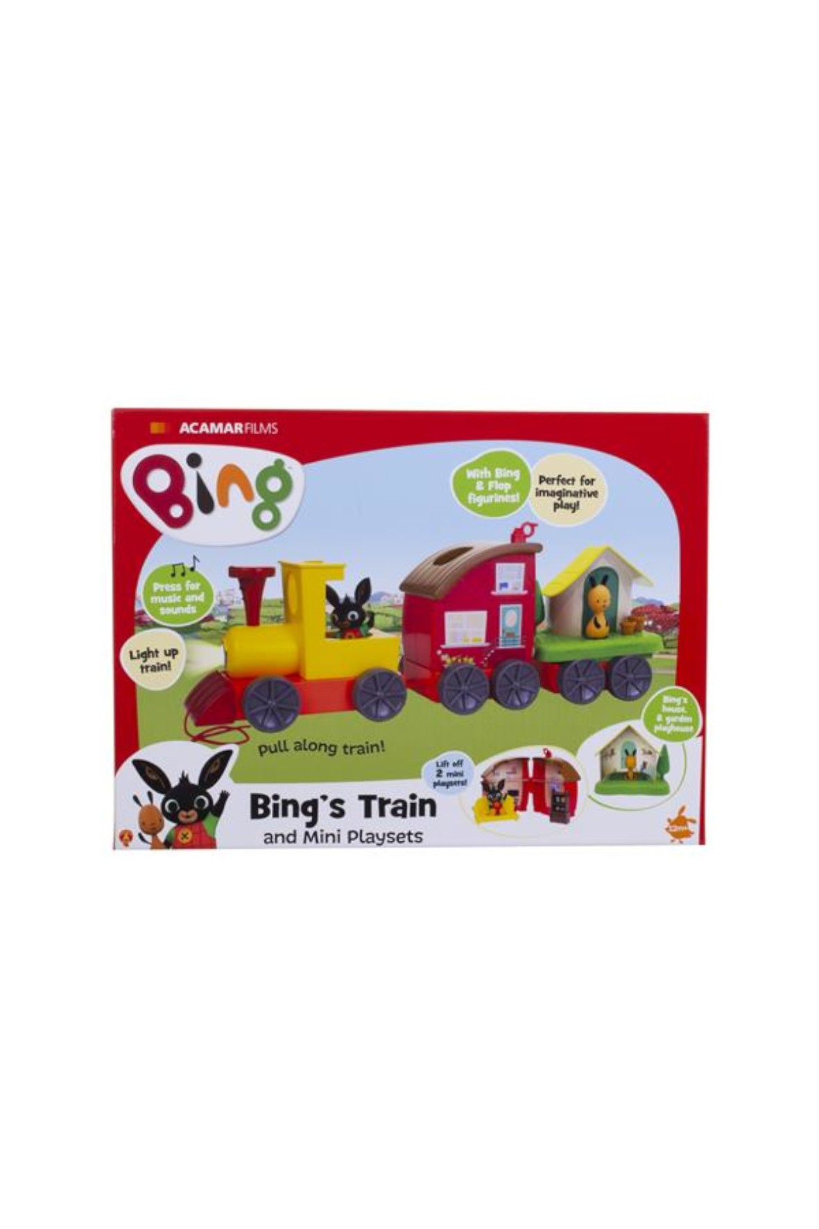Pociąg Binga- 12msc+