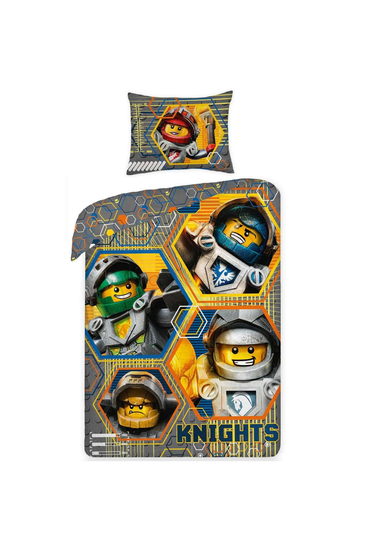 Pościel Lego Nexo Knights 1y31cn Sklep 51015