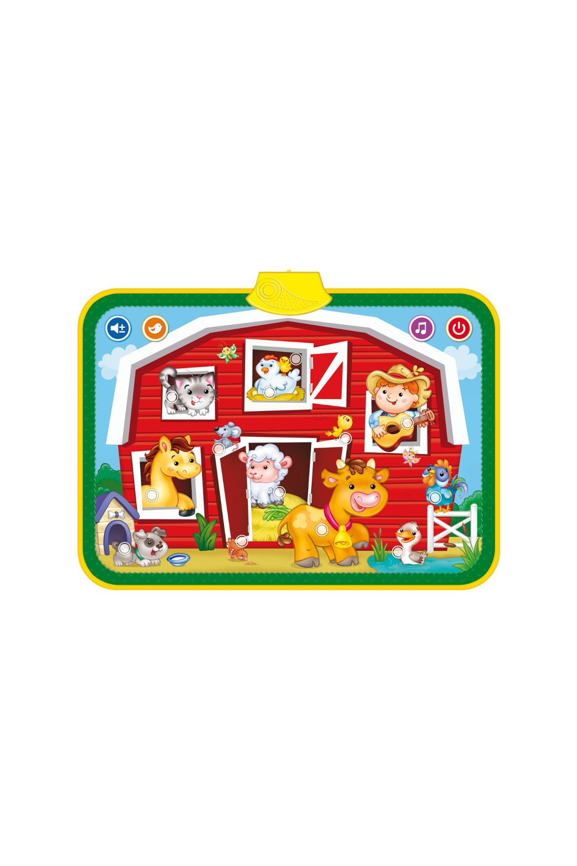 Mata Wiejska Chatka- zabawka edukacyjna wiek 12msc+