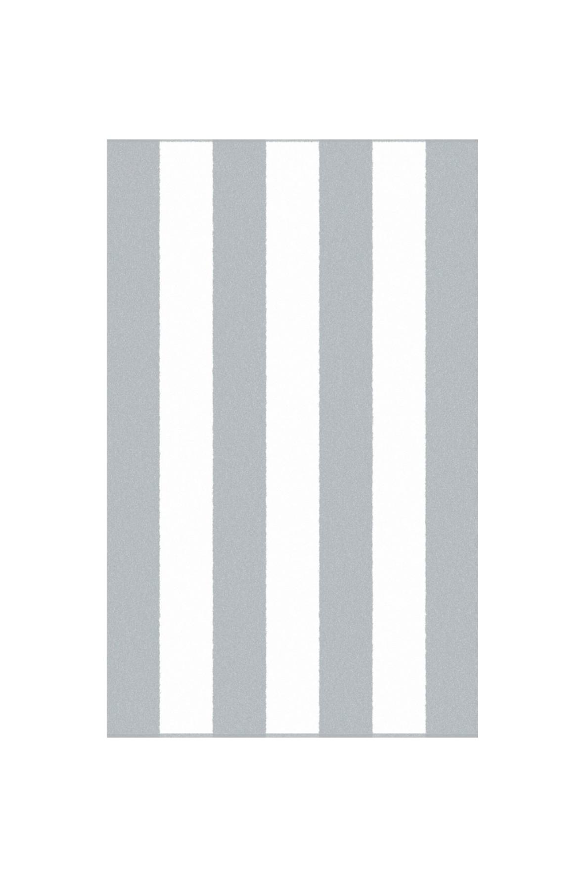 Ręcznik Neon z bawełny egipskiej szary 100x160cm