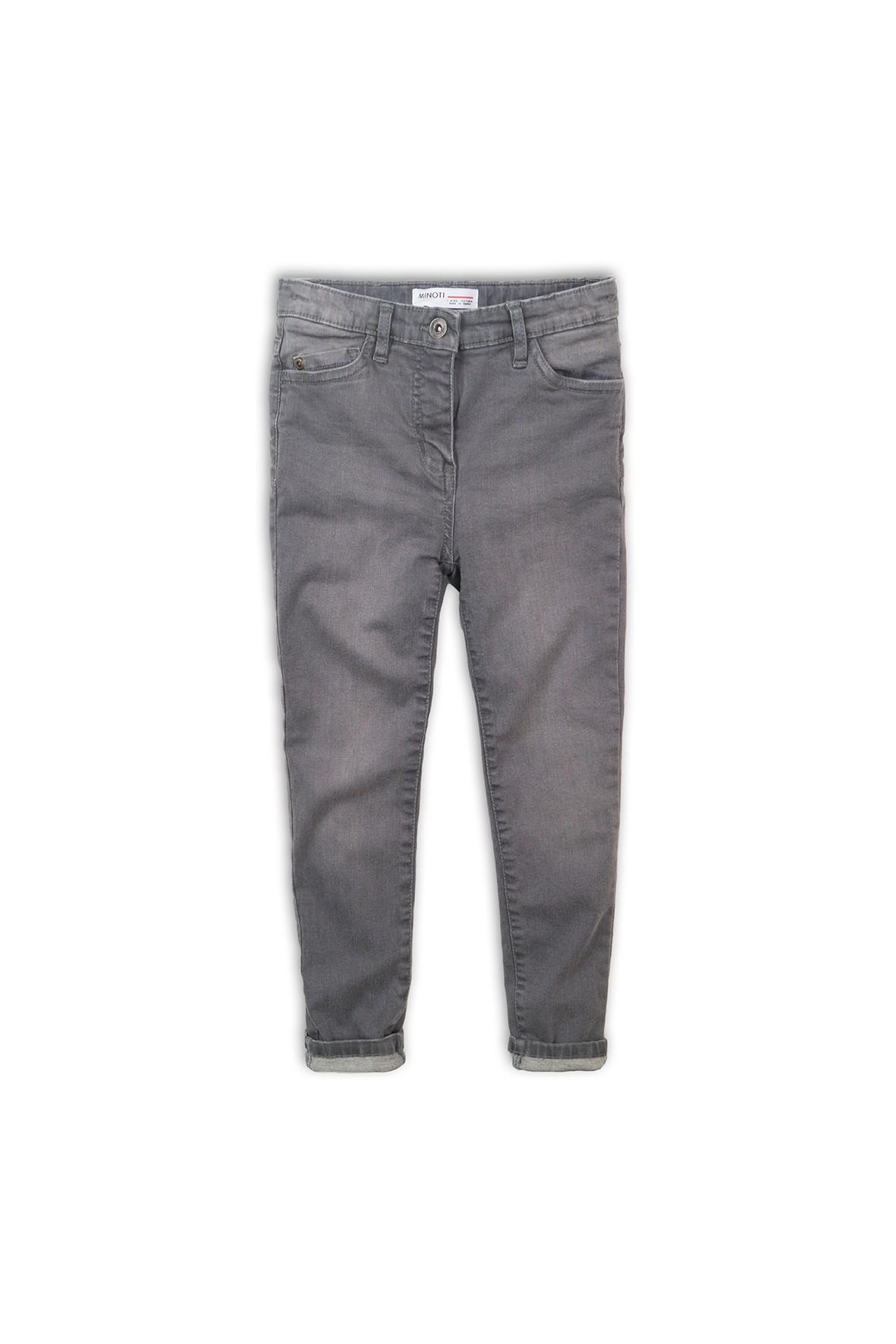Spodnie chłopięce jeansowe szare