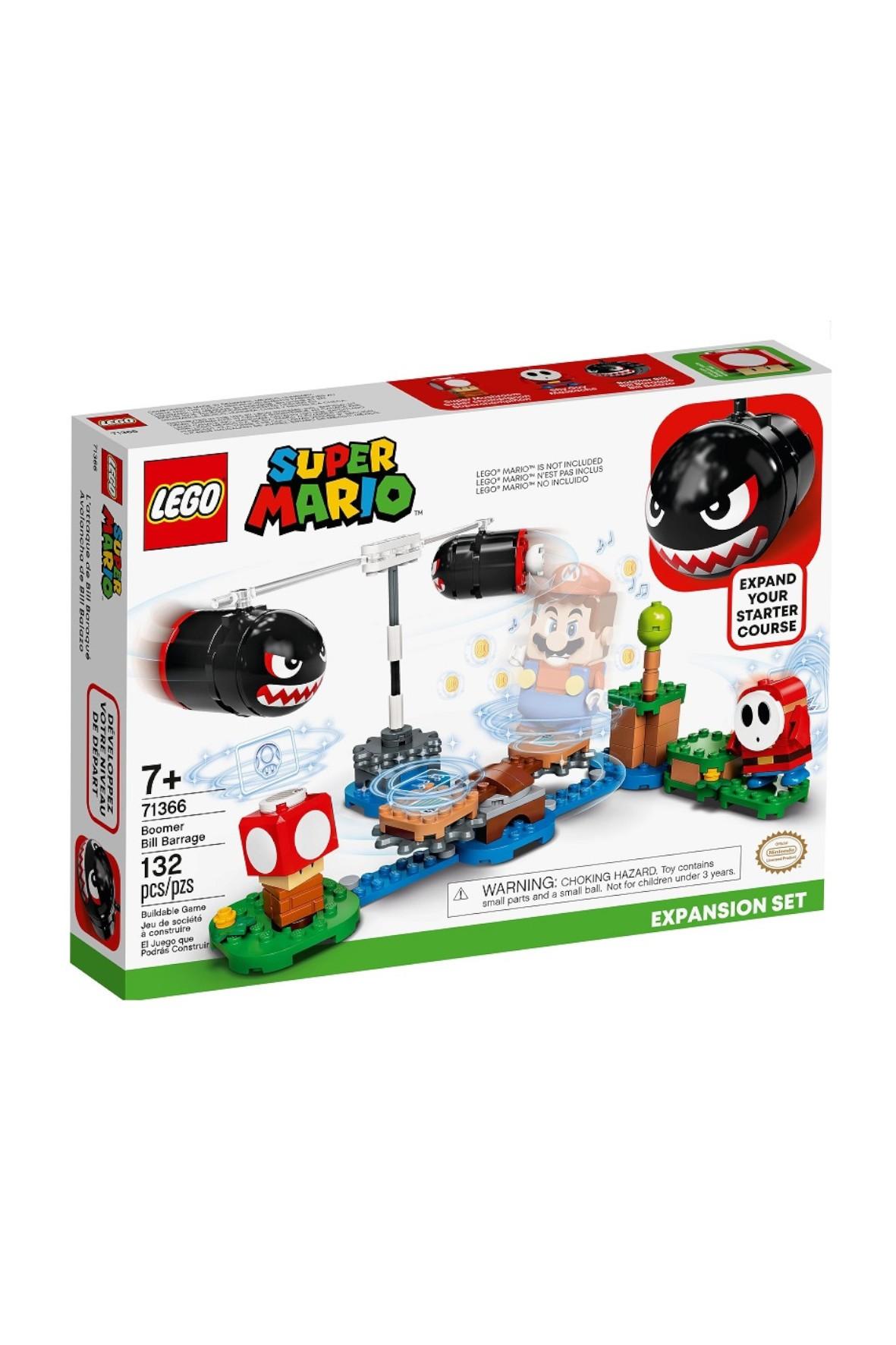 LEGO® Super Mario™ - 132 elementy wiek 7+