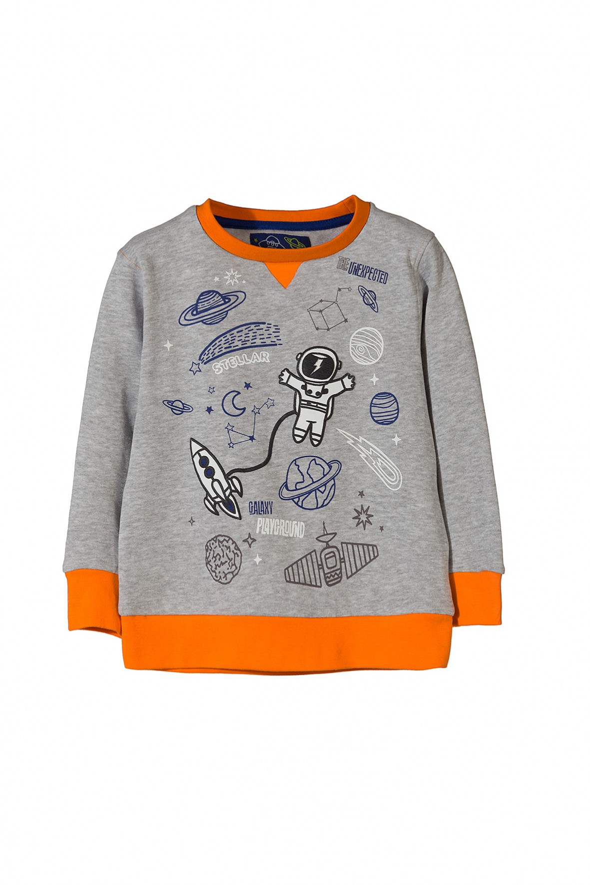 Bluza dresowa chłopięca 1F3114