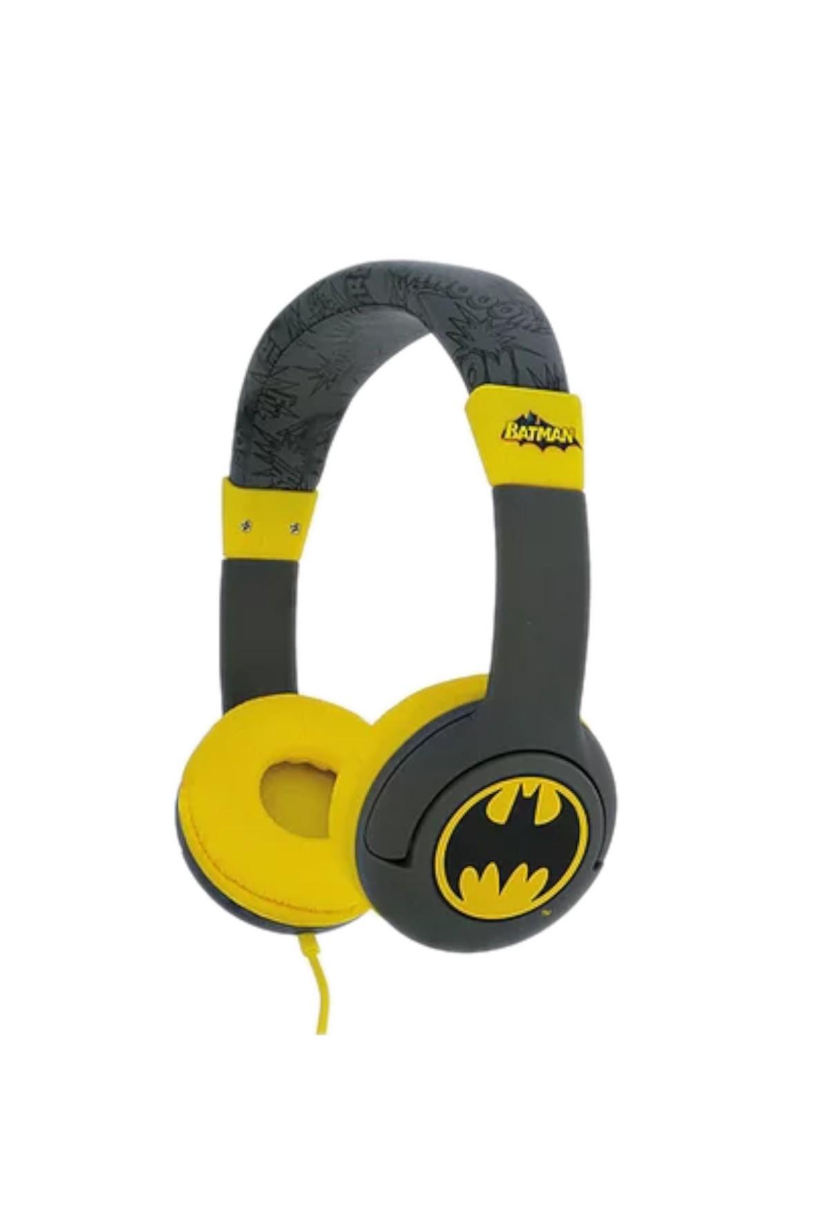 Słuchawki  OTL nauszne  Batman Crusader wiek 3-7lat